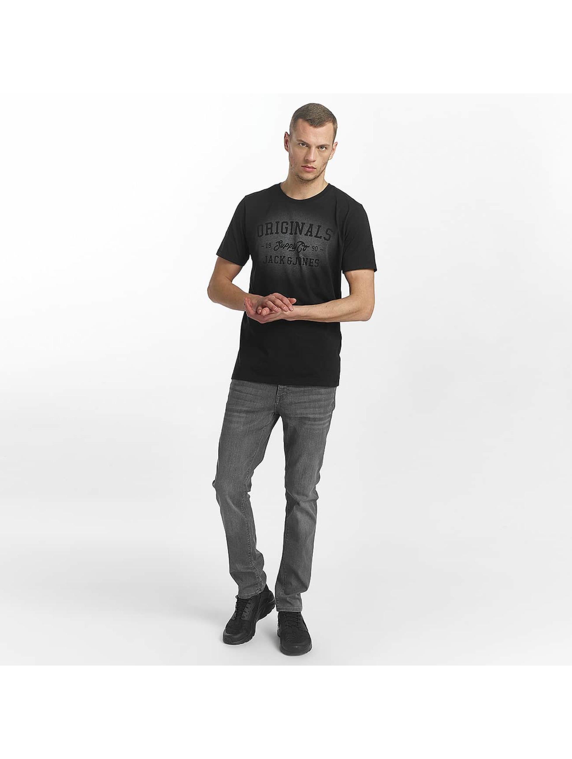 Jack & Jones T-Shirt jorStencild noir