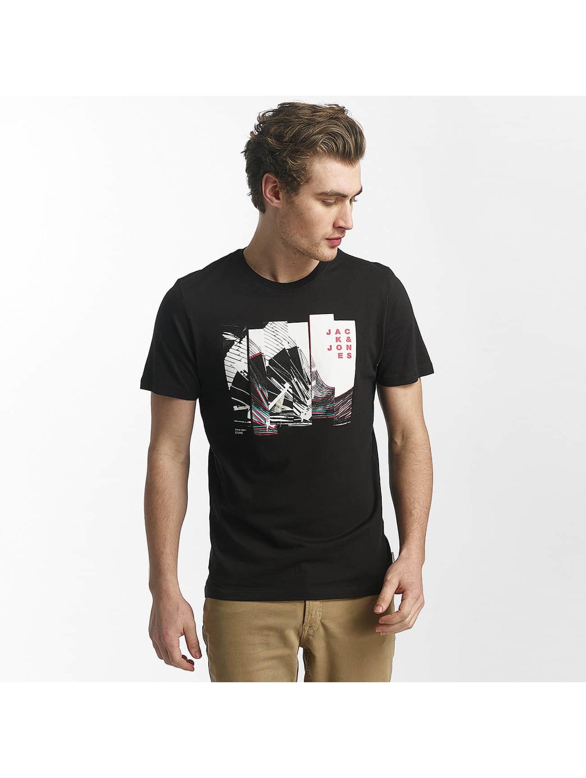 Jack & Jones T-Shirt jcoHunter noir