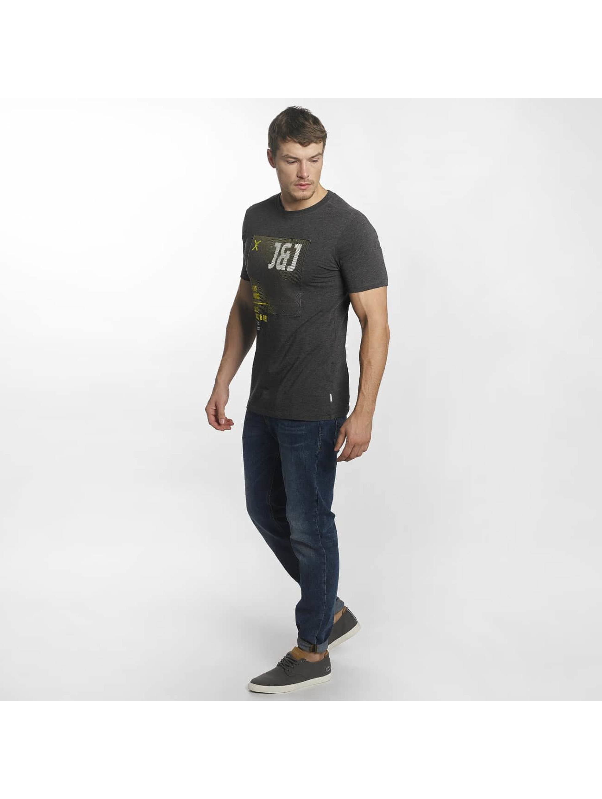 Jack & Jones T-Shirt jcoLucas noir