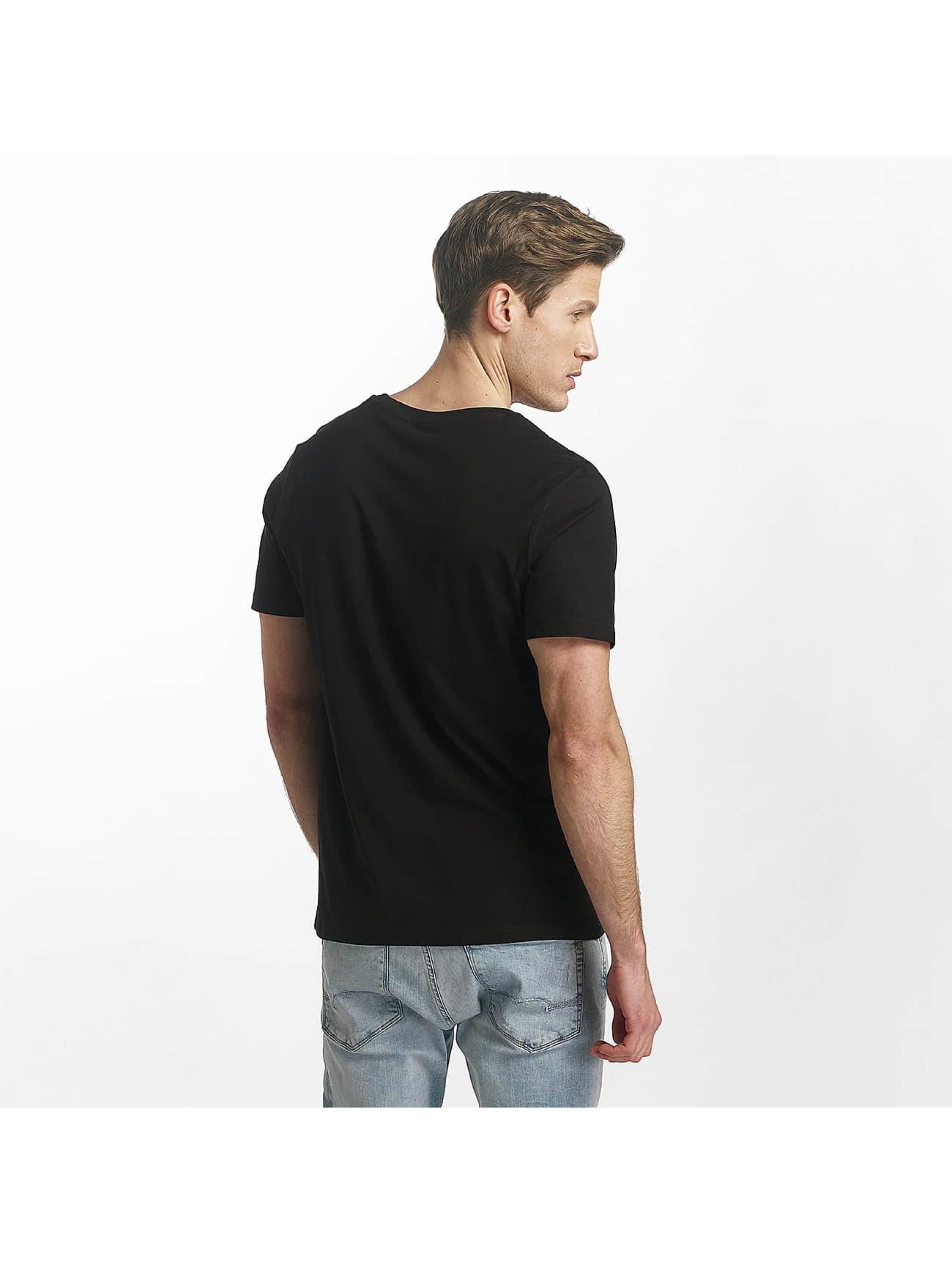 Jack & Jones T-Shirt jcoLine noir