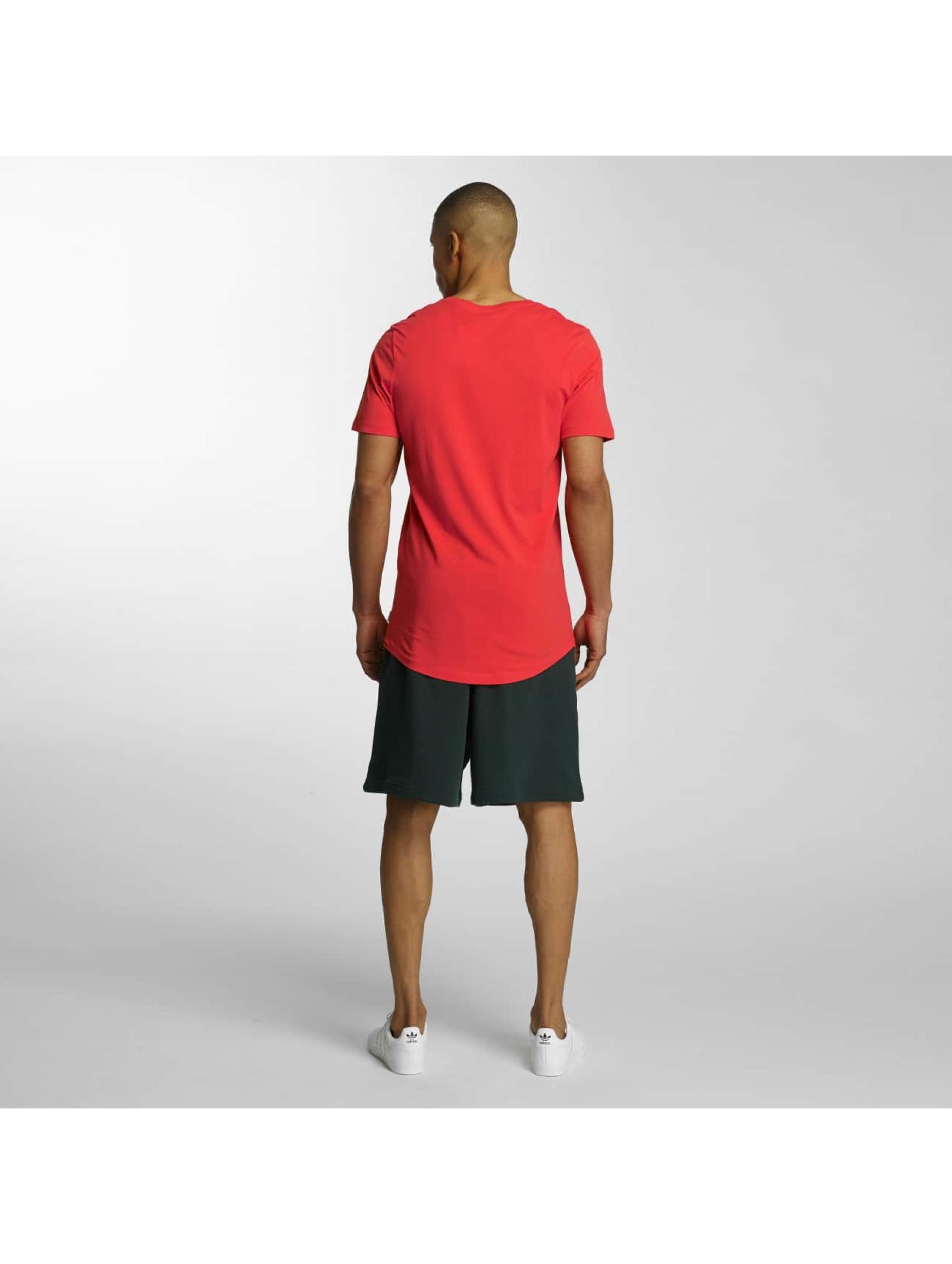 Jack & Jones T-Shirt pcoCompact red