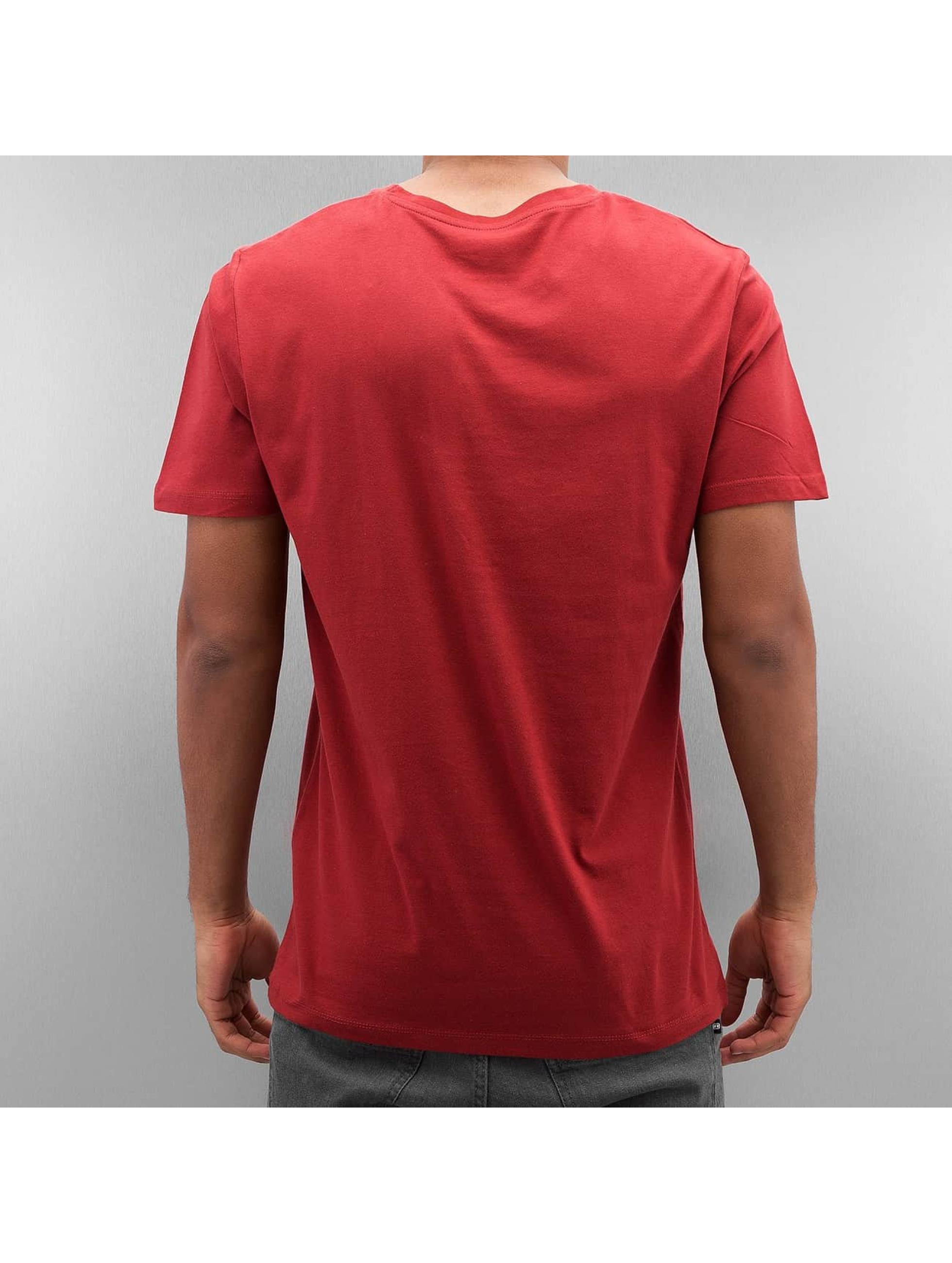 Jack & Jones T-Shirt jorNew Raffa red