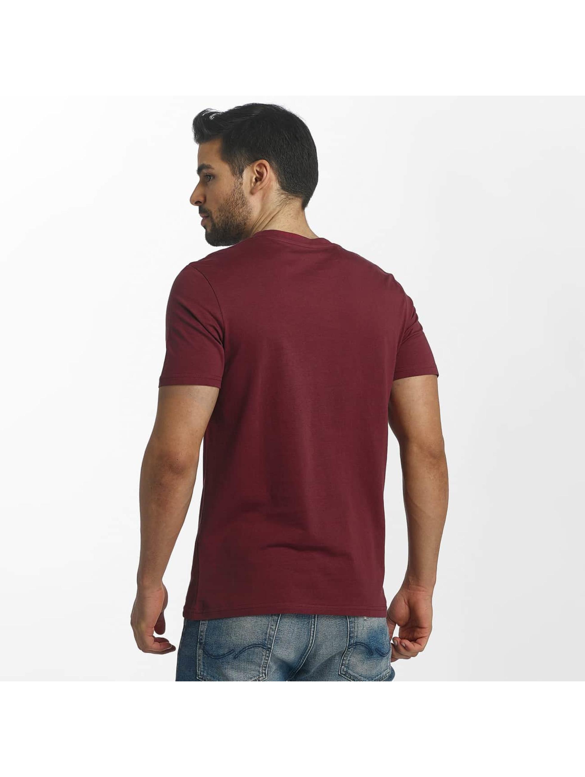 Jack & Jones T-Shirt jorSlack red