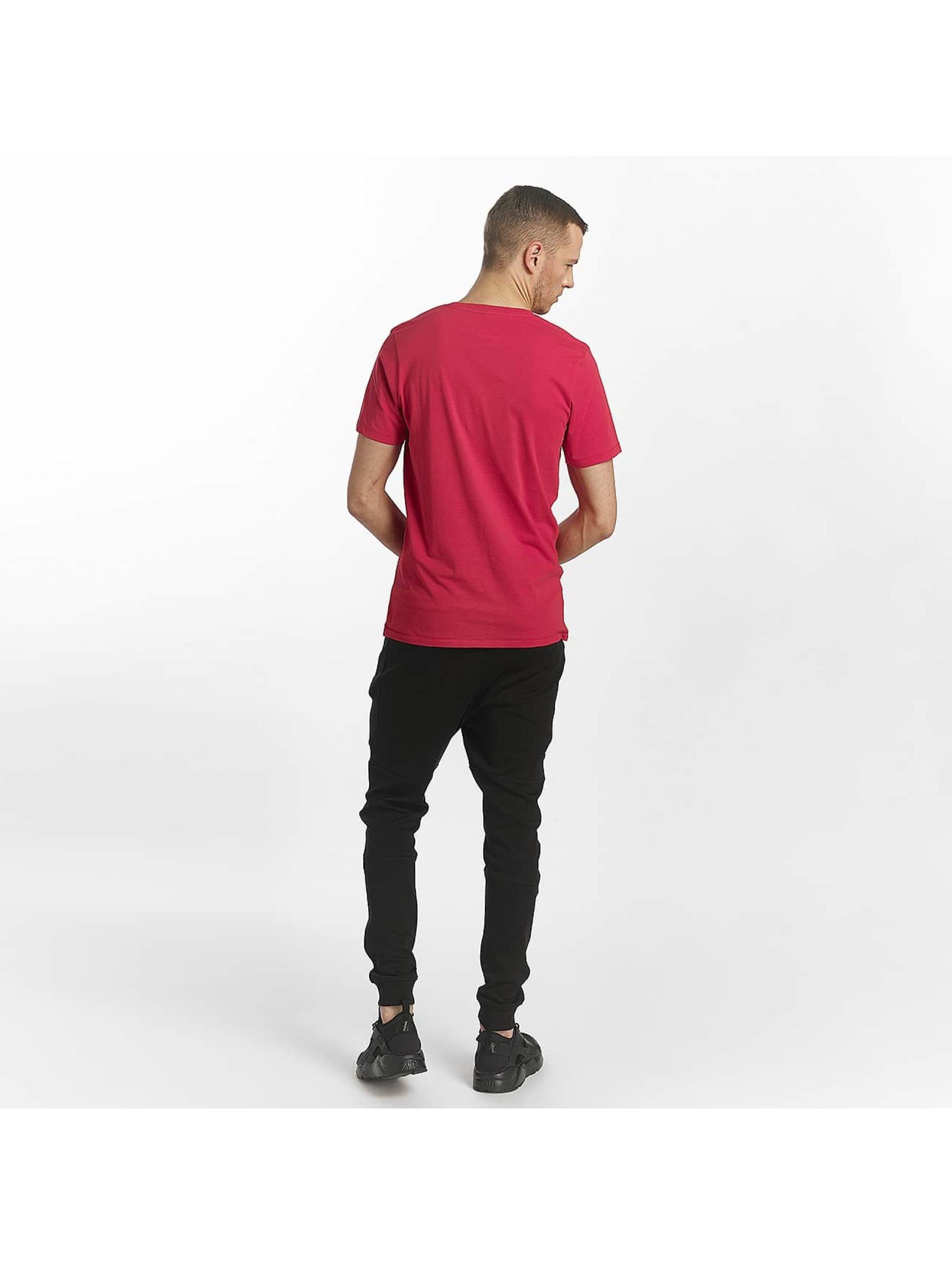 Jack & Jones T-Shirt jorStencild rot