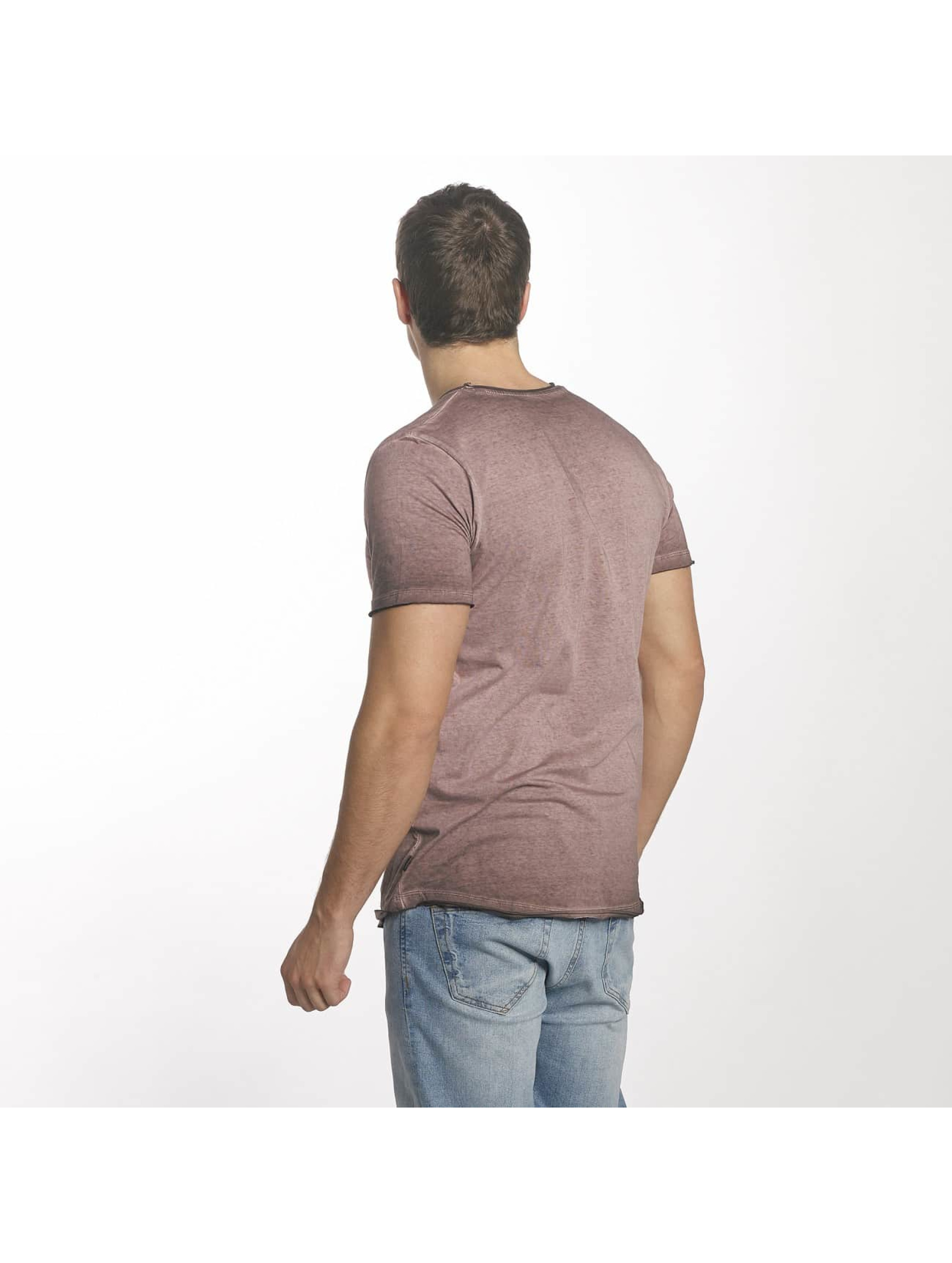 Jack & Jones T-Shirt jorDrapper rot