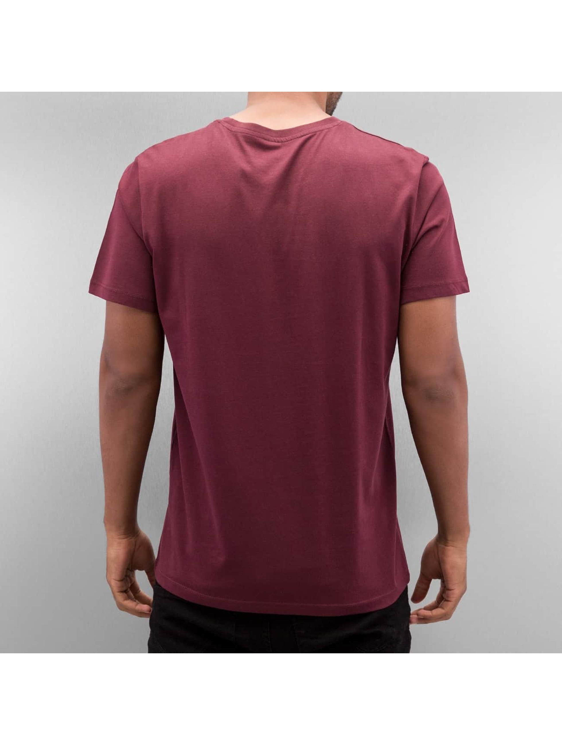 Jack & Jones T-Shirt jcoTable rouge