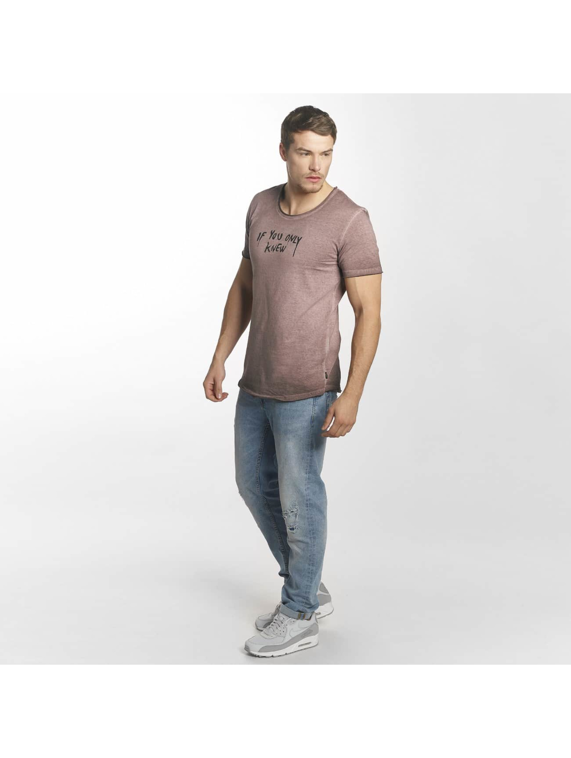 Jack & Jones T-Shirt jorDrapper rouge