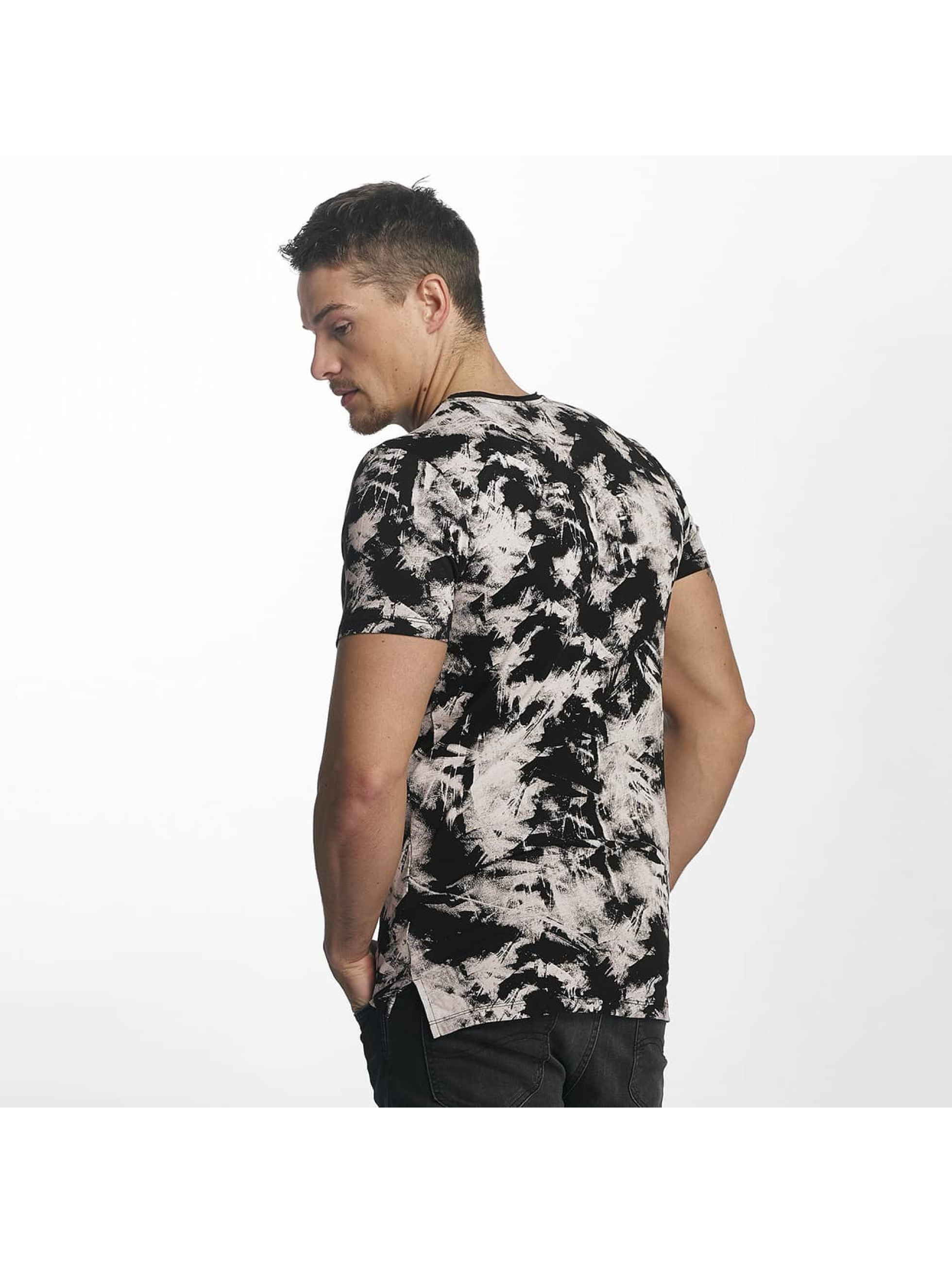 Jack & Jones T-Shirt jorPaint schwarz