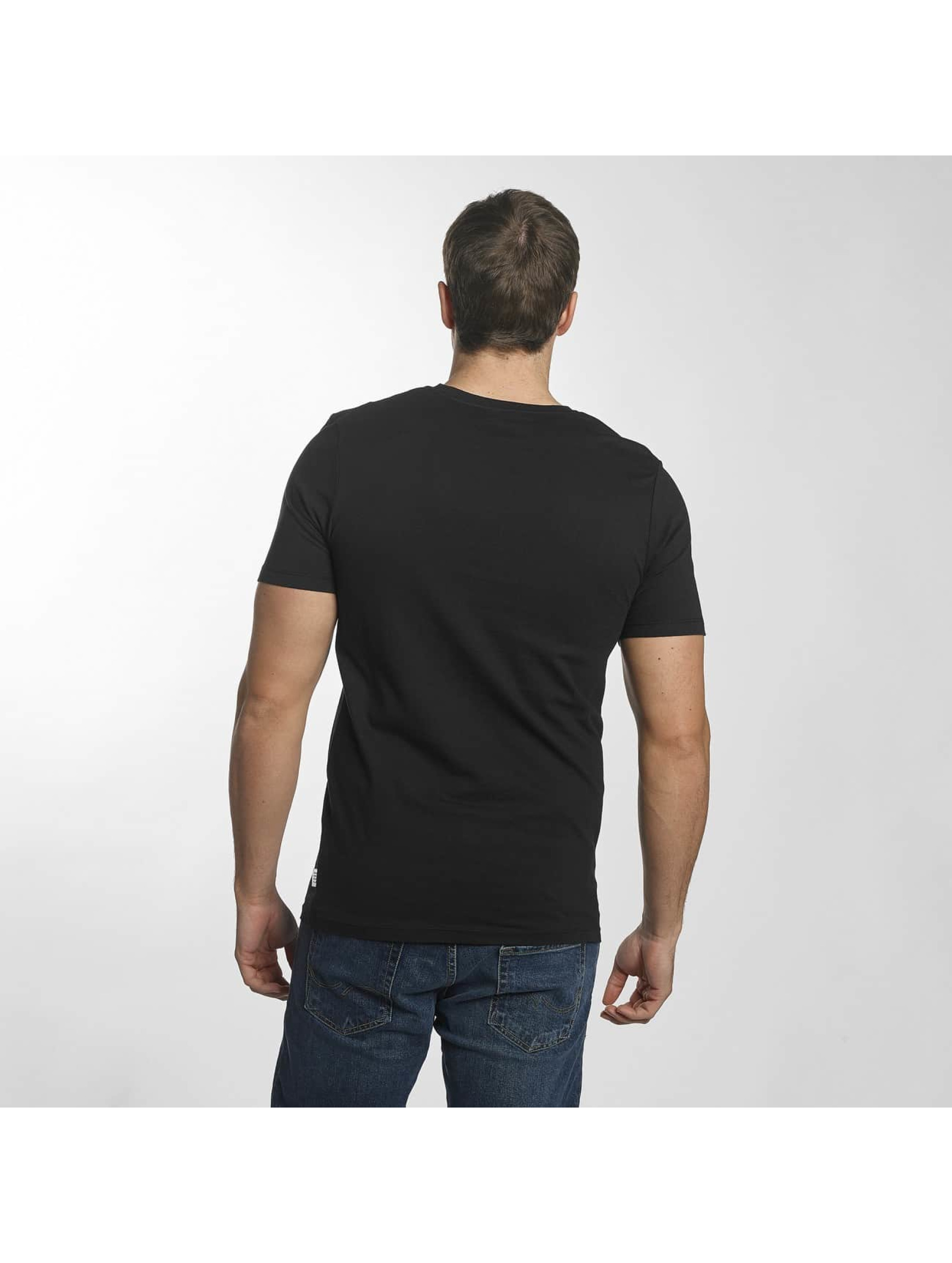 Jack & Jones T-Shirt jcoFly schwarz
