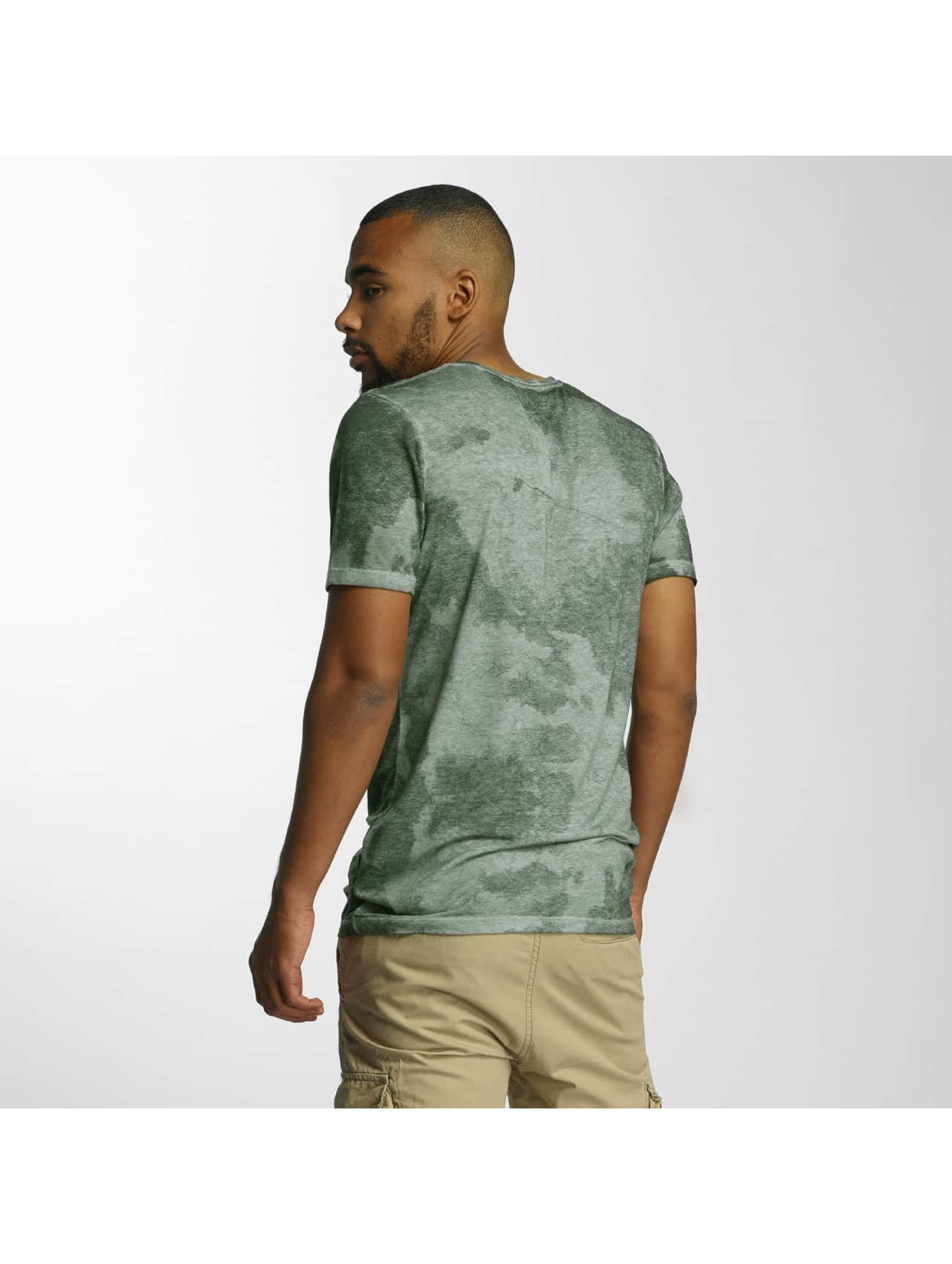 Jack & Jones T-shirt jorPunkbox verde