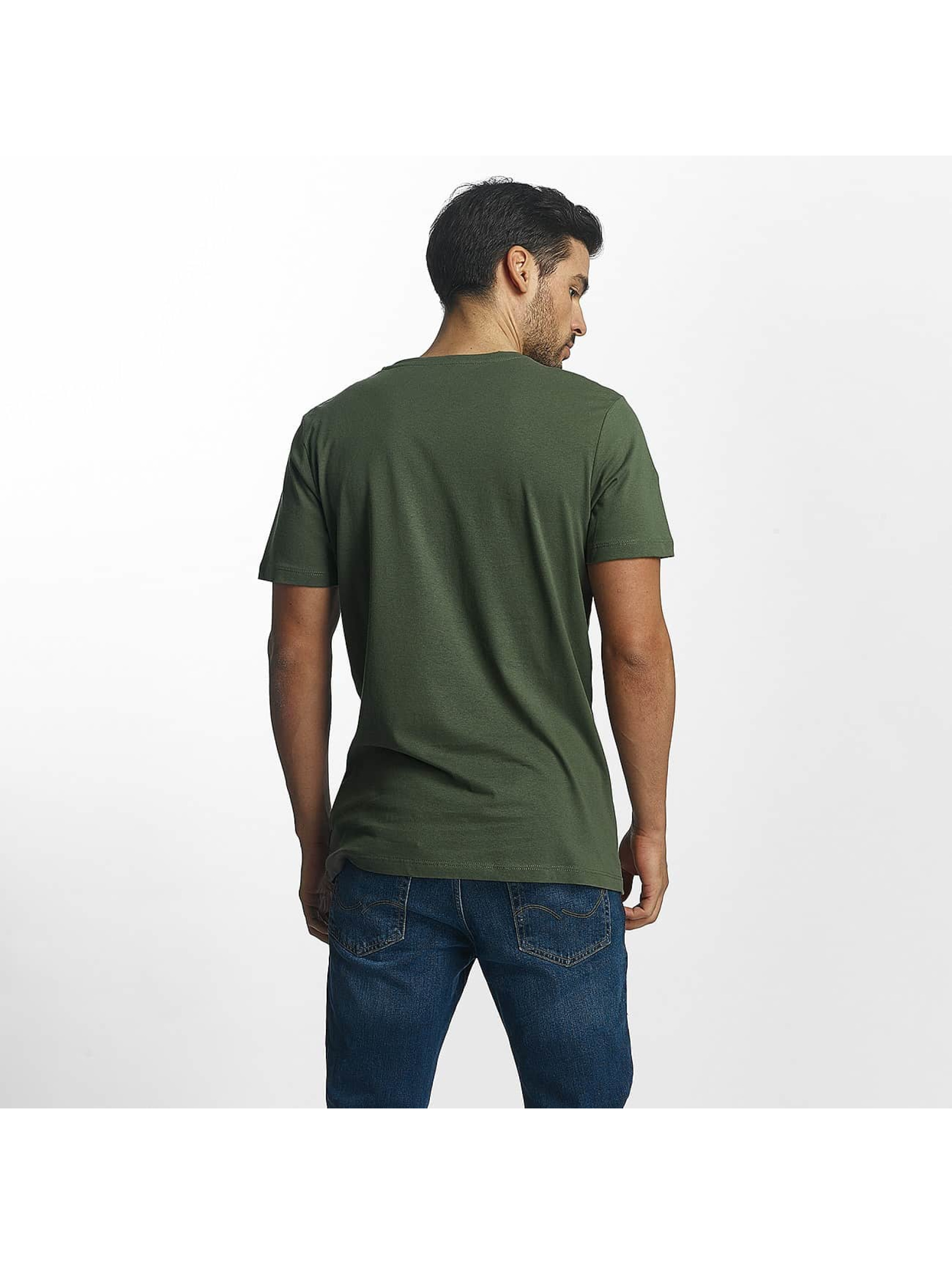 Jack & Jones T-Shirt Scully vert