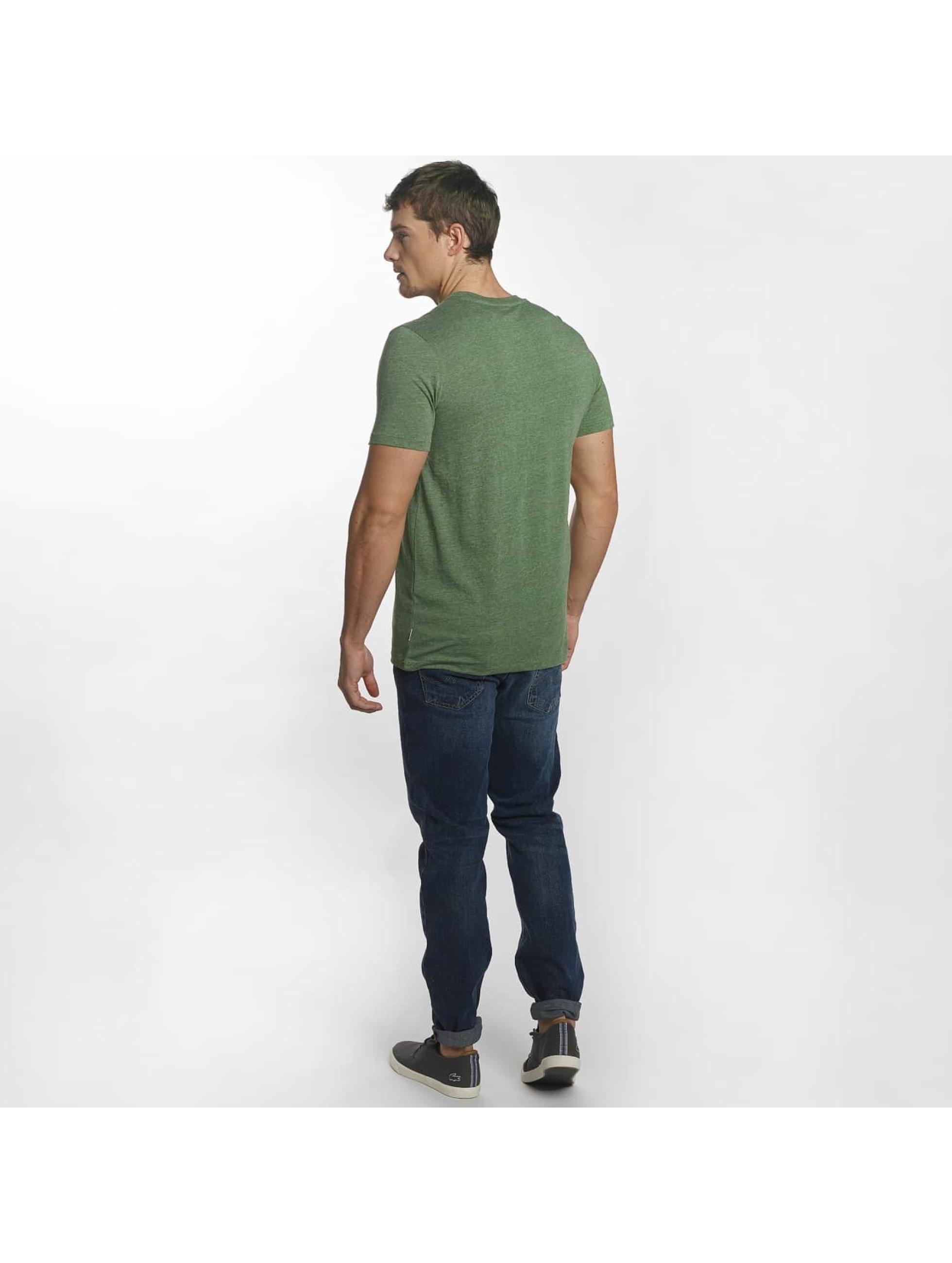 Jack & Jones T-Shirt jcoLucas vert