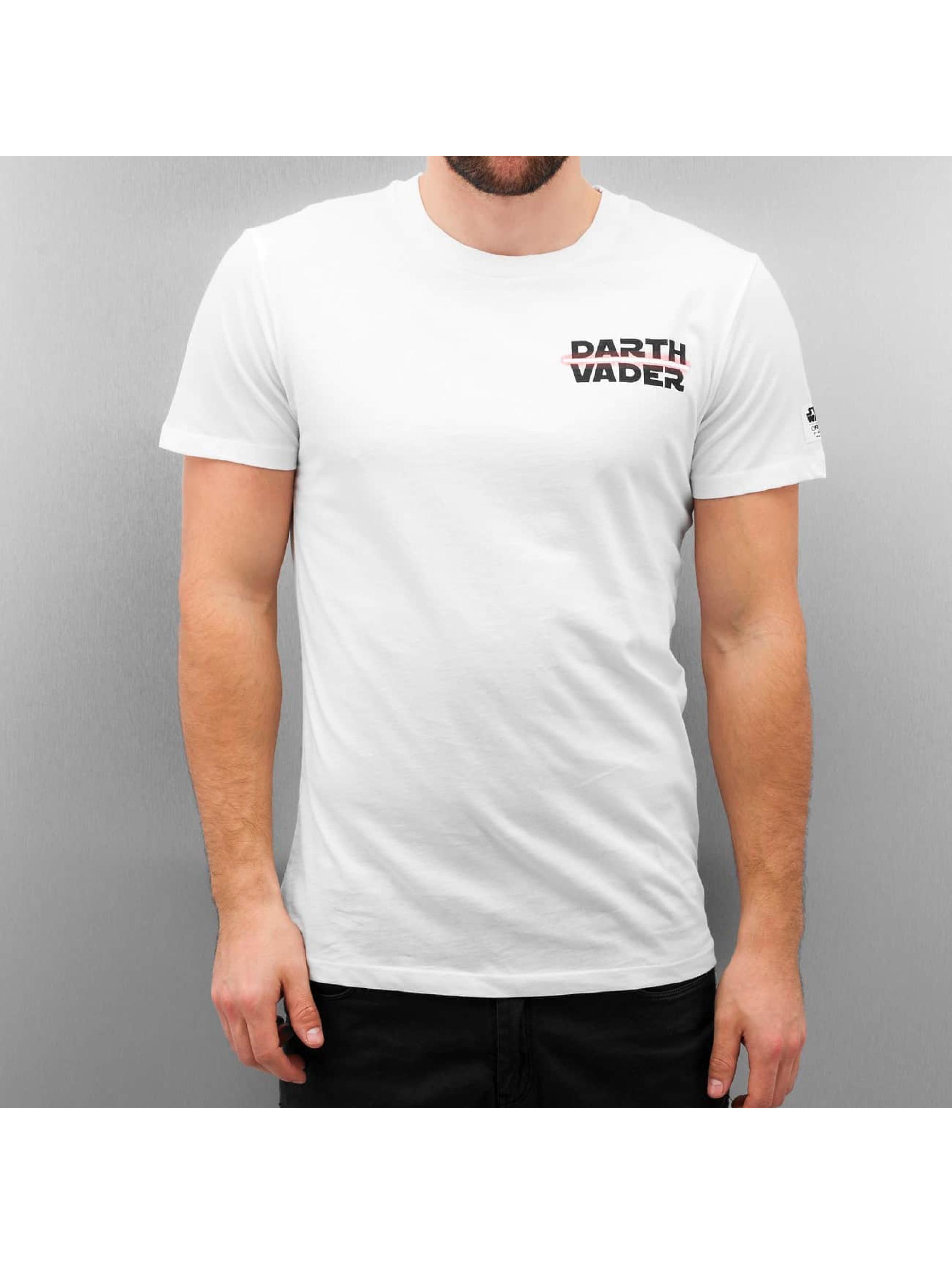 Jack & Jones T-Shirt jjVader weiß