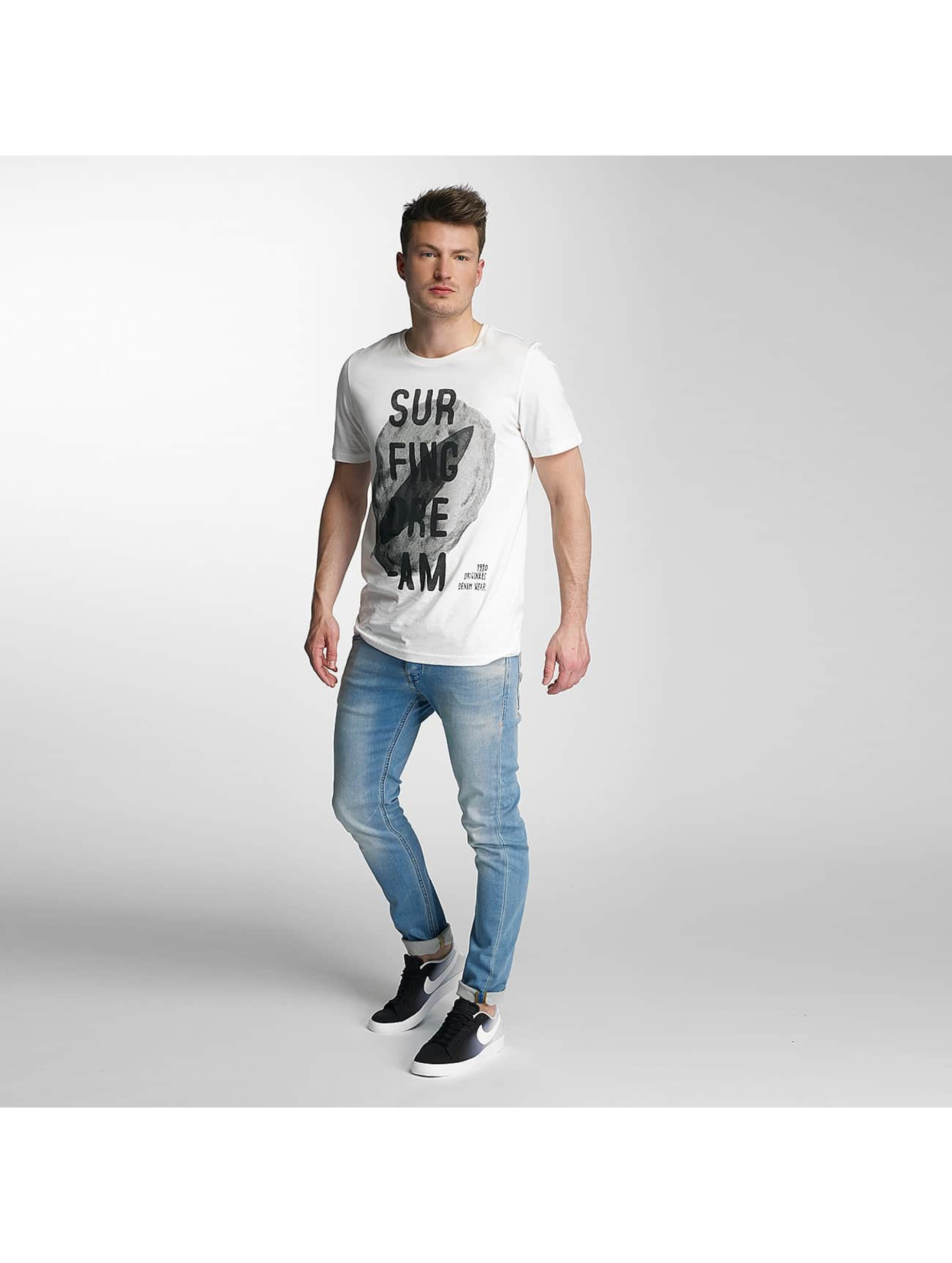 Jack & Jones T-Shirt jorFrancisco weiß