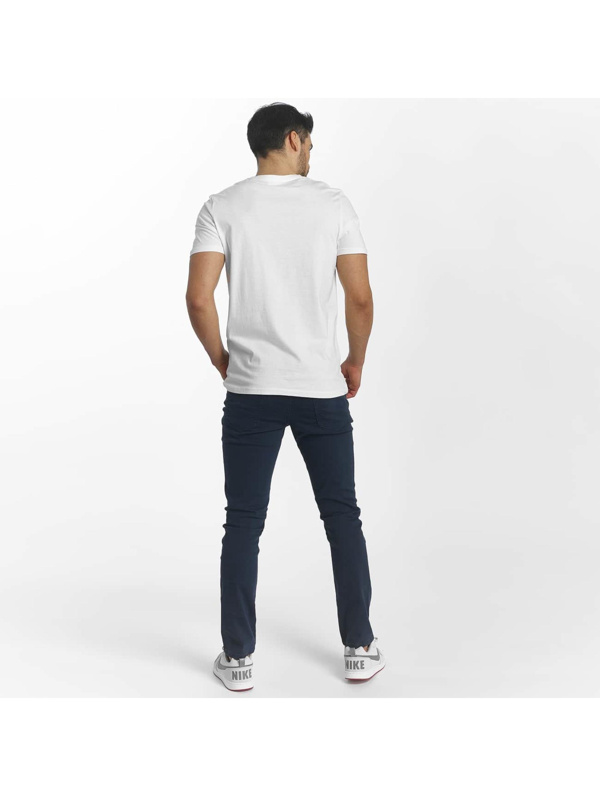 Jack & Jones T-Shirt jorSlack weiß