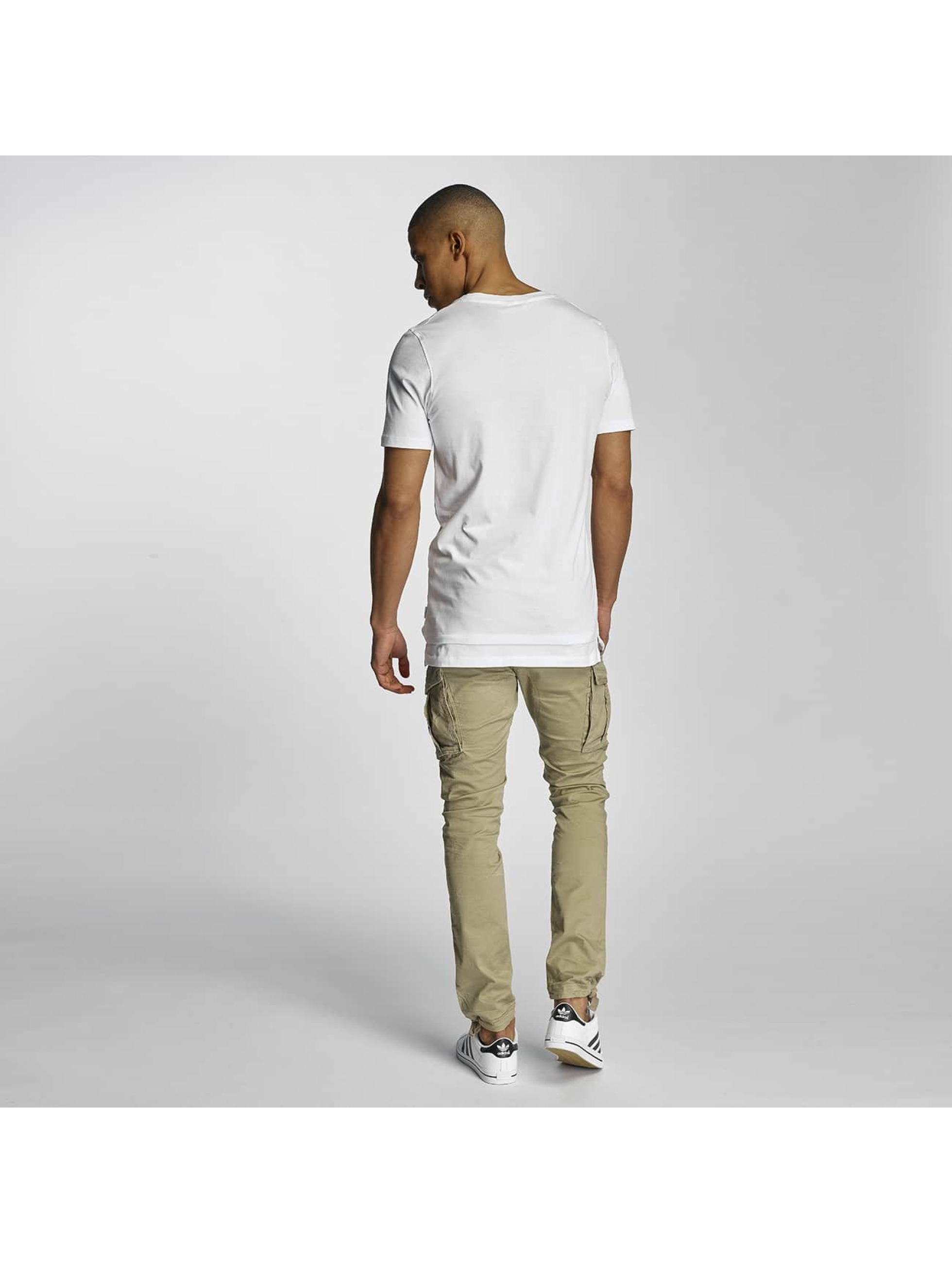 Jack & Jones T-Shirt jcoJazz white