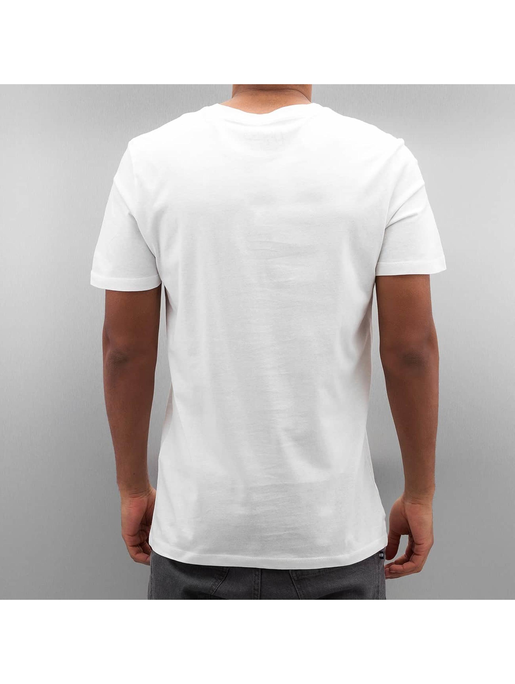 Jack & Jones T-Shirt jorNew Raffa white