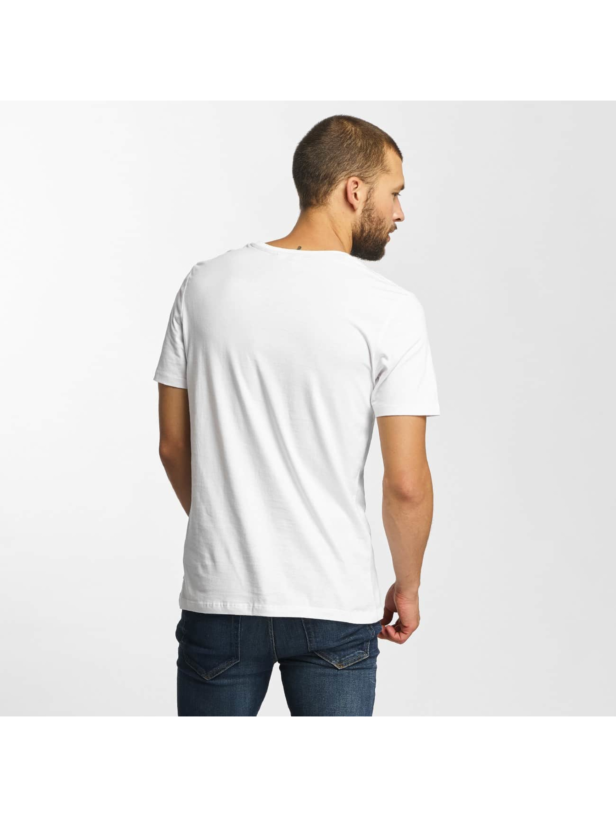 Jack & Jones T-Shirt jcoCharge white