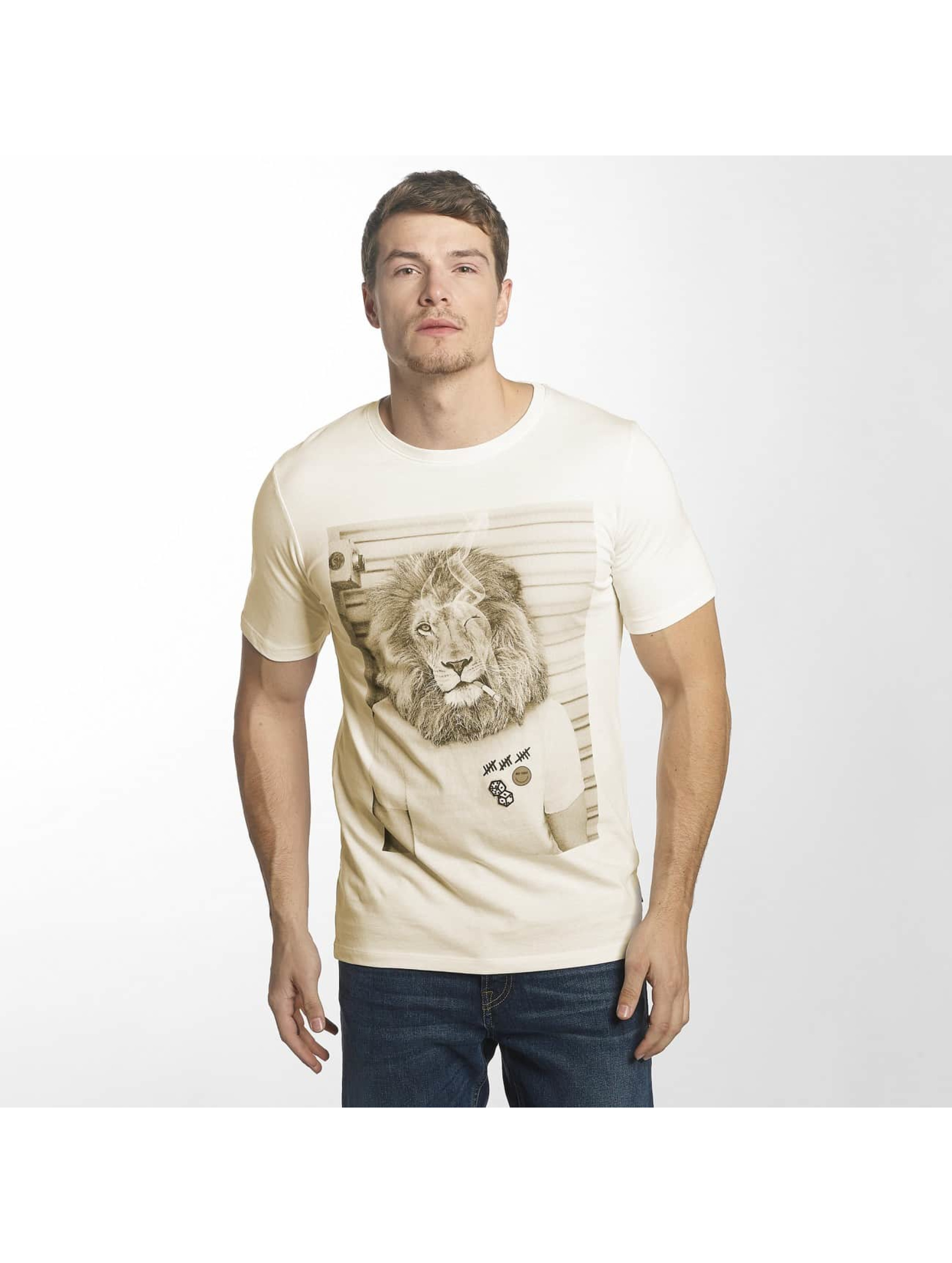 Jack & Jones T-Shirt jorHearty white