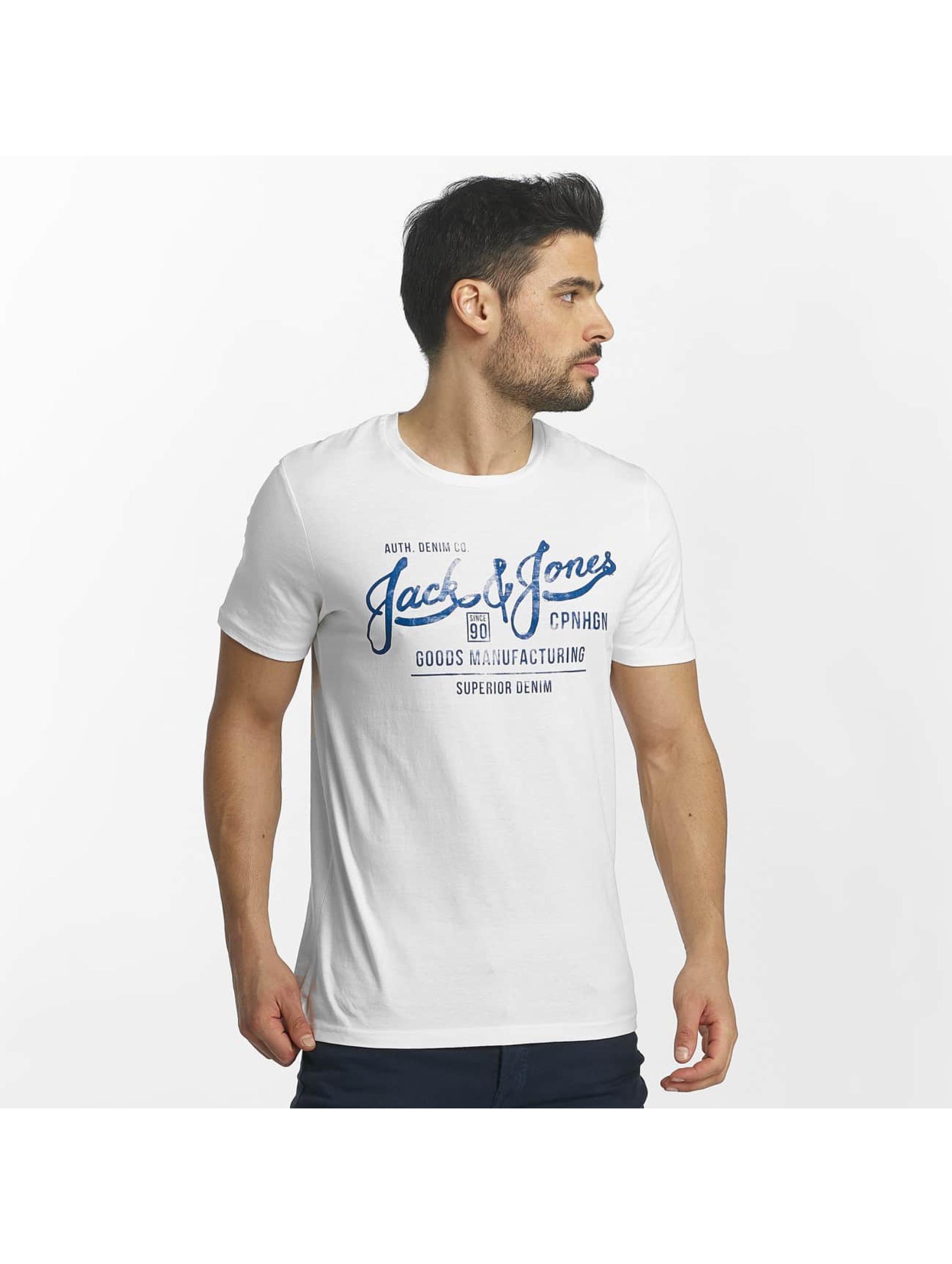 Jack & Jones T-Shirty jorSlack bialy