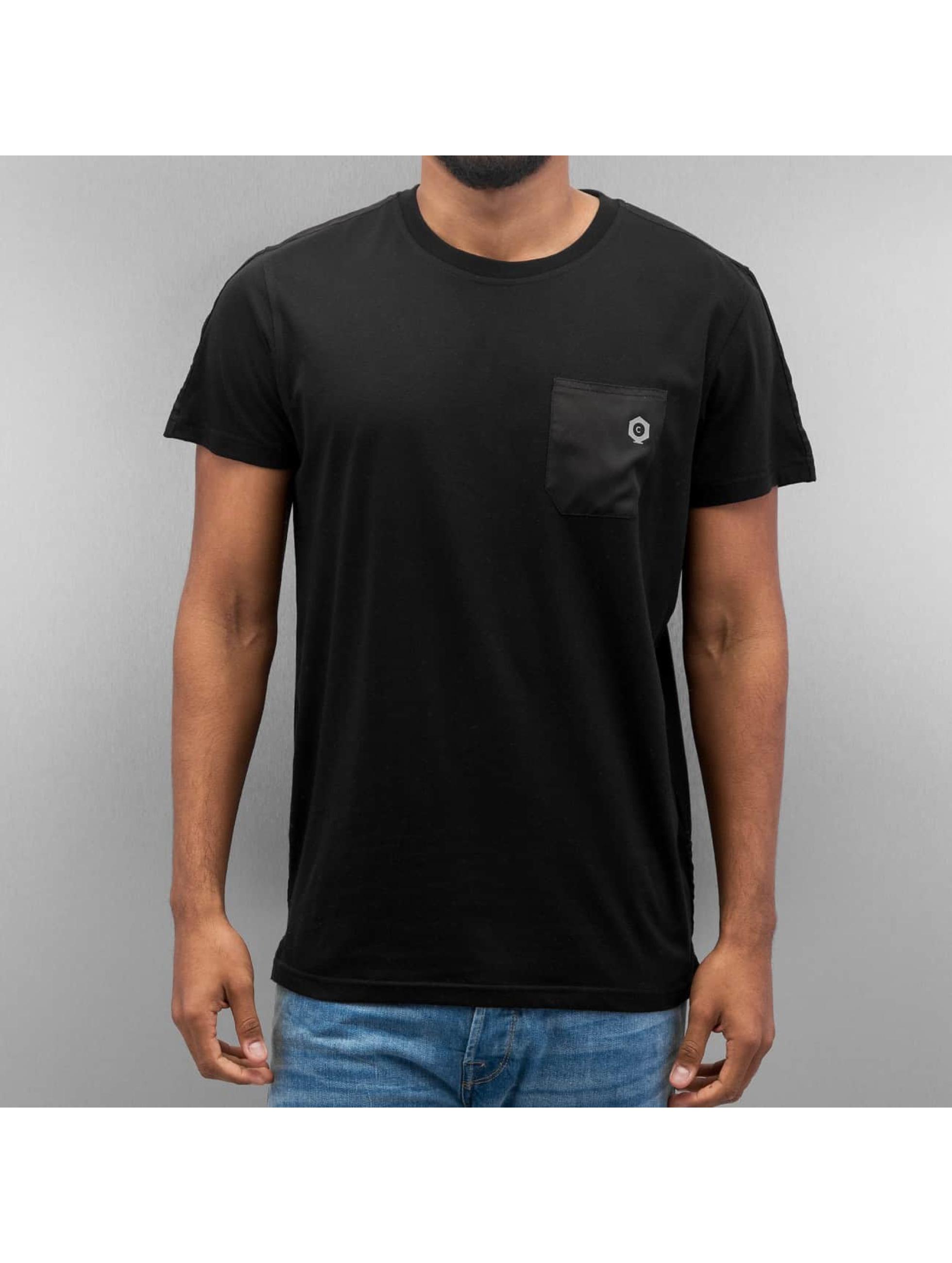 Jack & Jones T-Shirty jjcoBlackfriars czarny