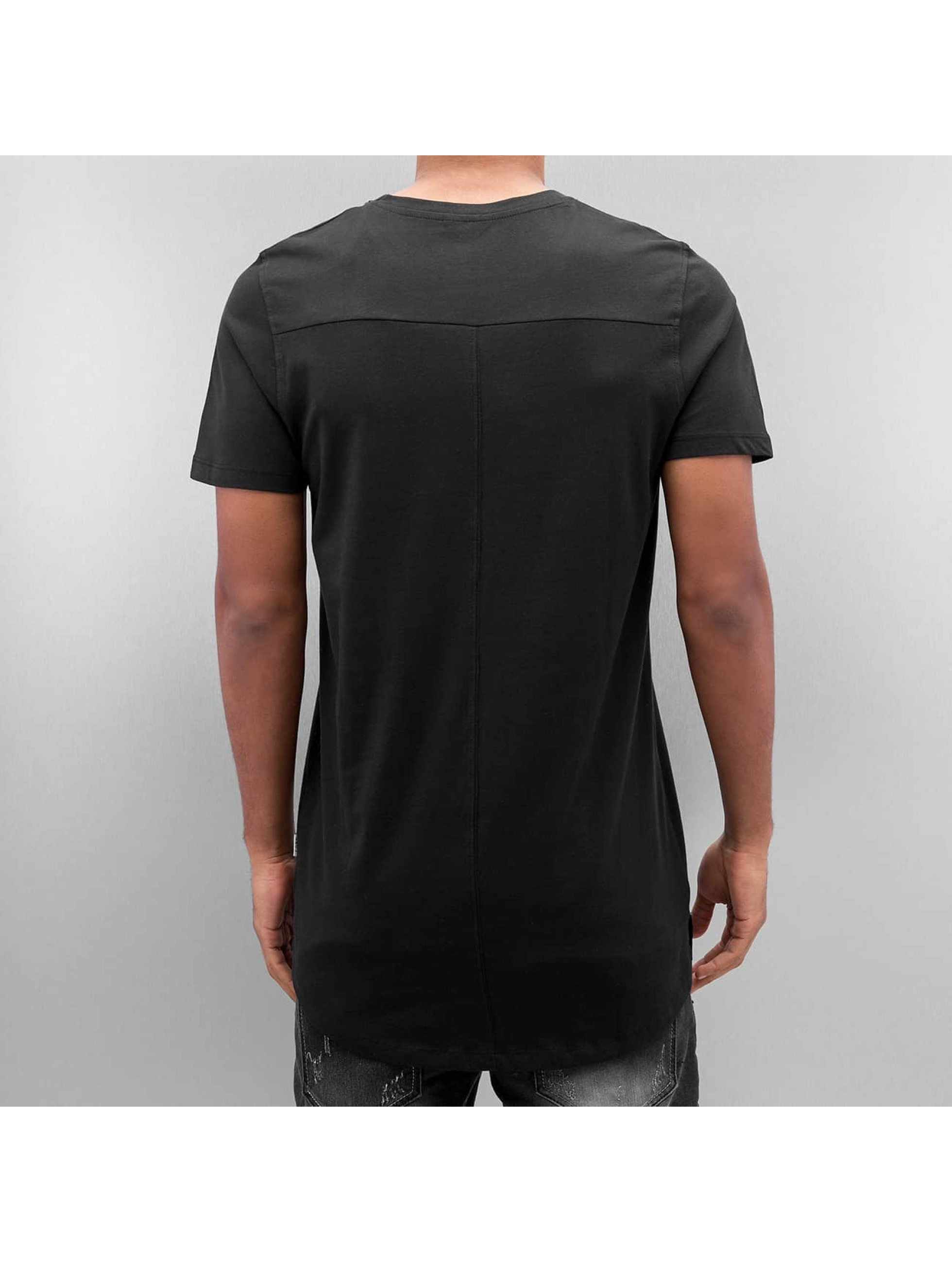 Jack & Jones T-Shirty jcoAuthority czarny