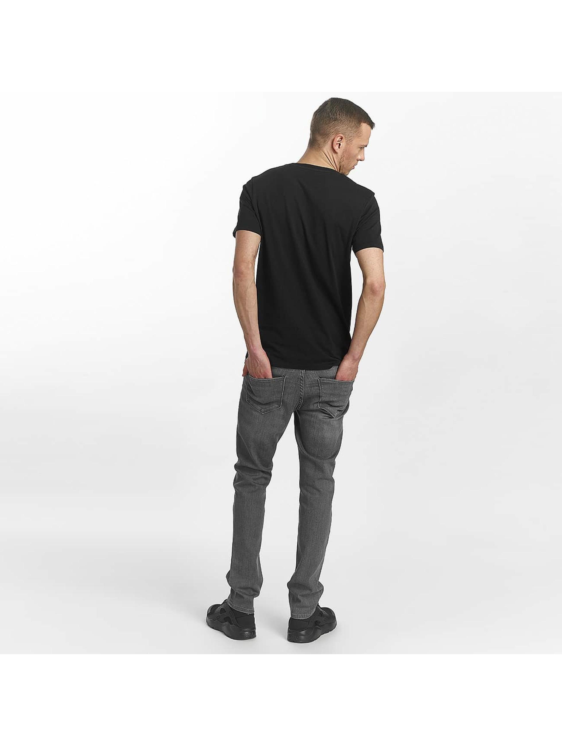 Jack & Jones T-Shirty jorStencild czarny