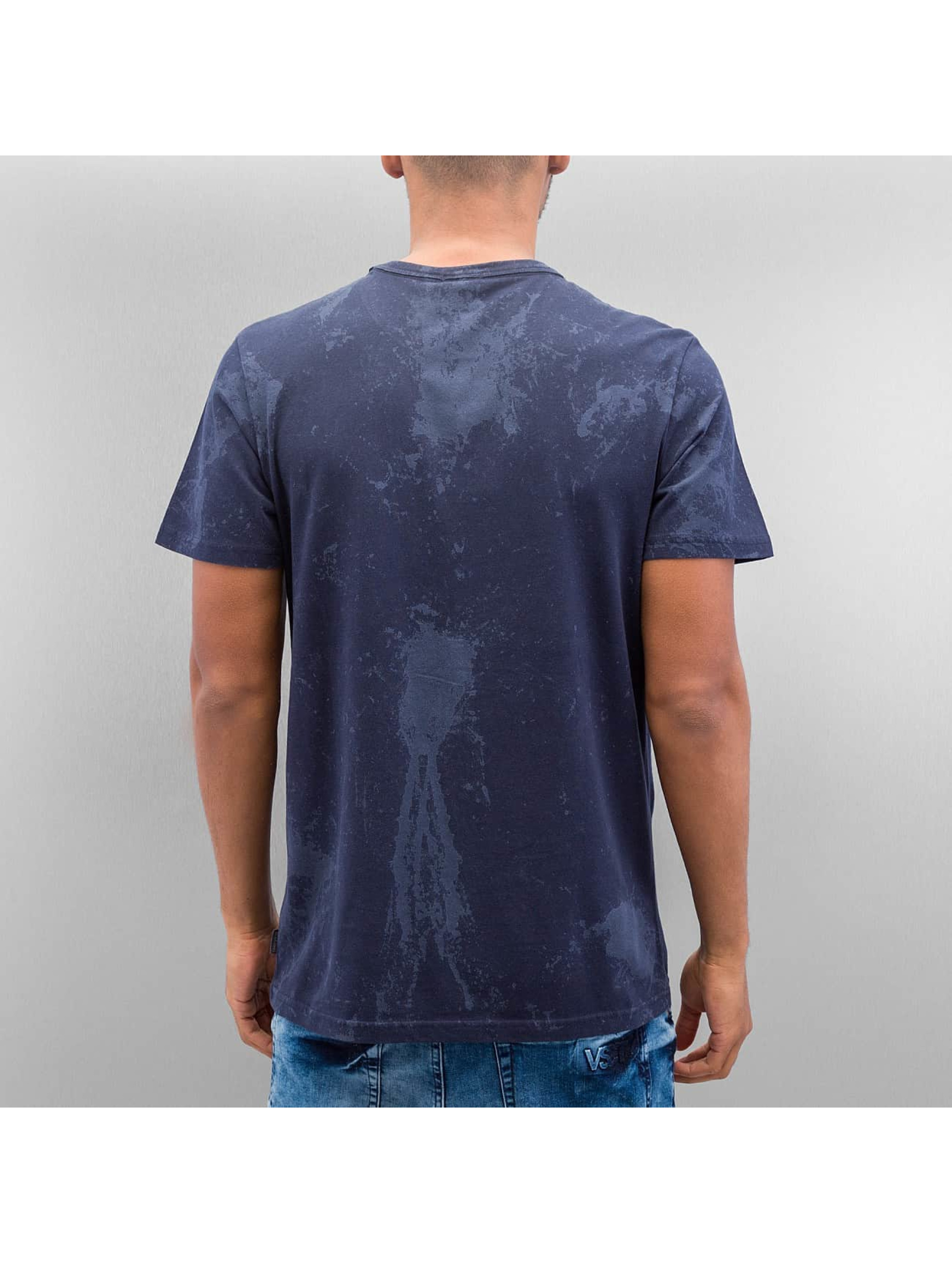 Jack & Jones T-Shirty jjorTowel niebieski
