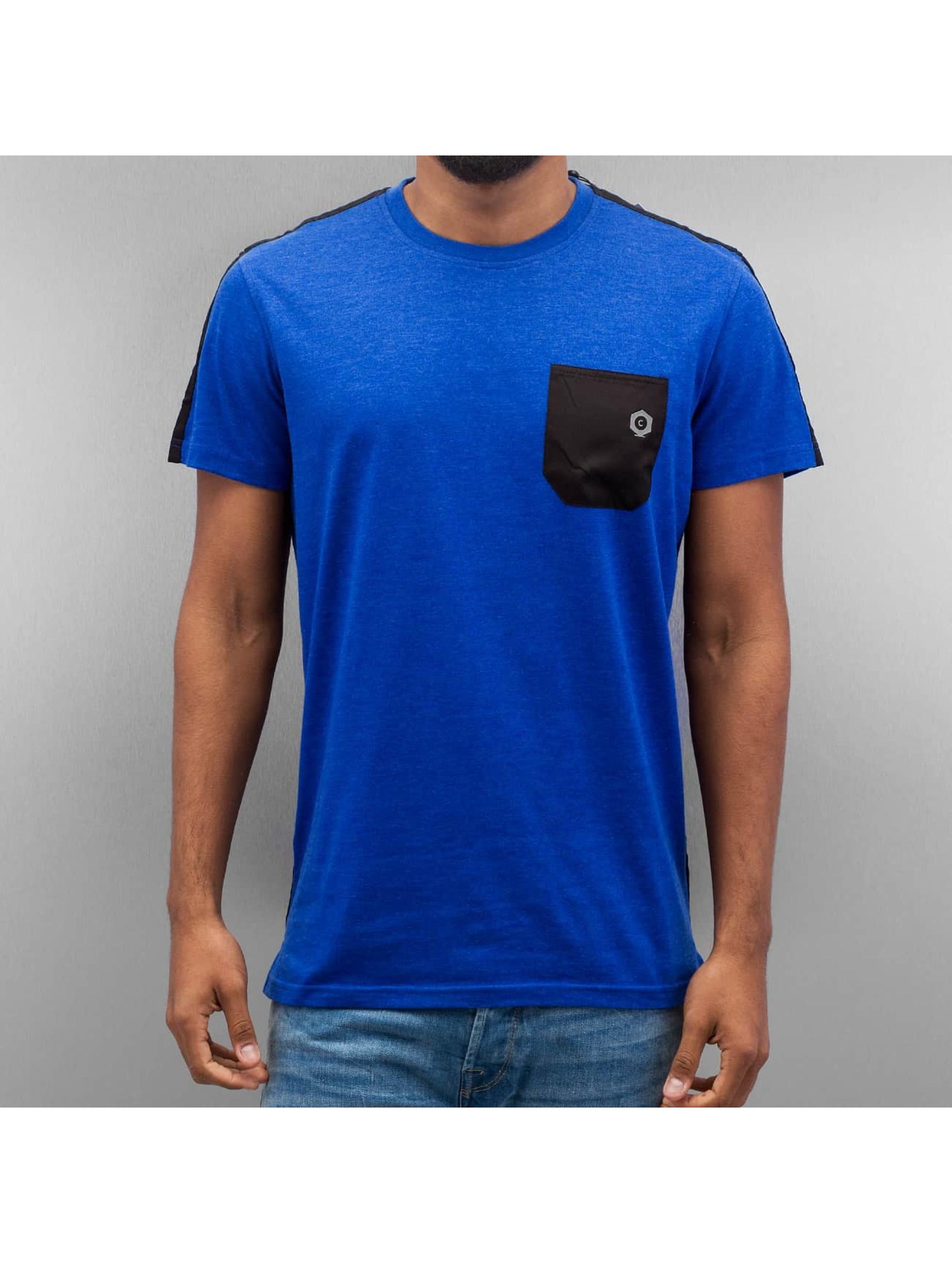 Jack & Jones T-Shirty jjcoBlackfriars niebieski
