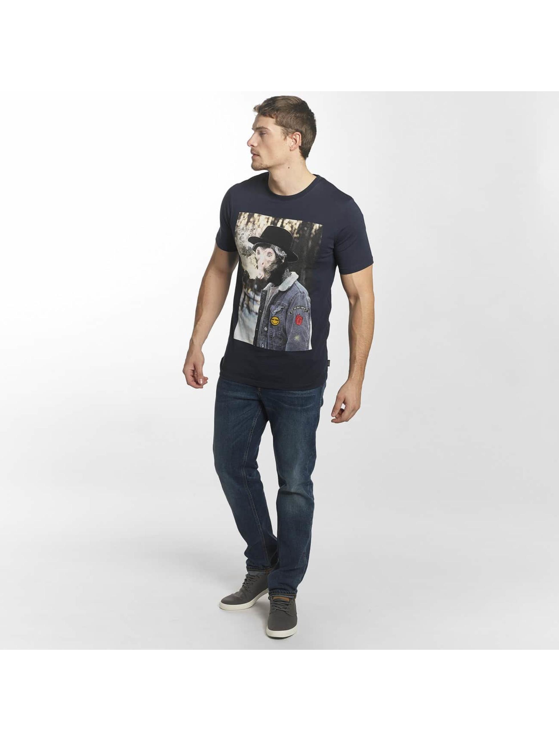 Jack & Jones T-Shirty jorHearty niebieski