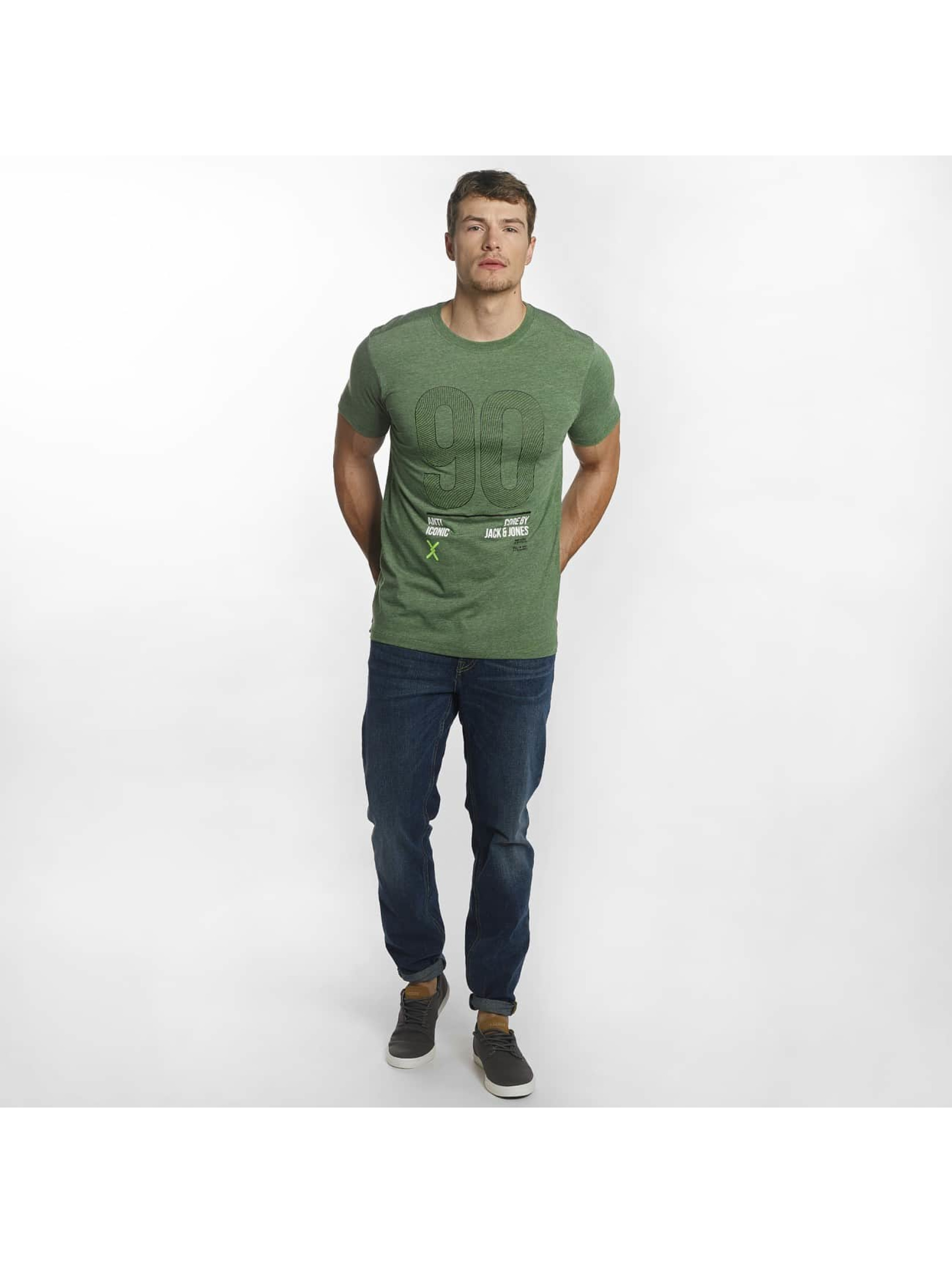 Jack & Jones T-Shirty jcoLucas zielony