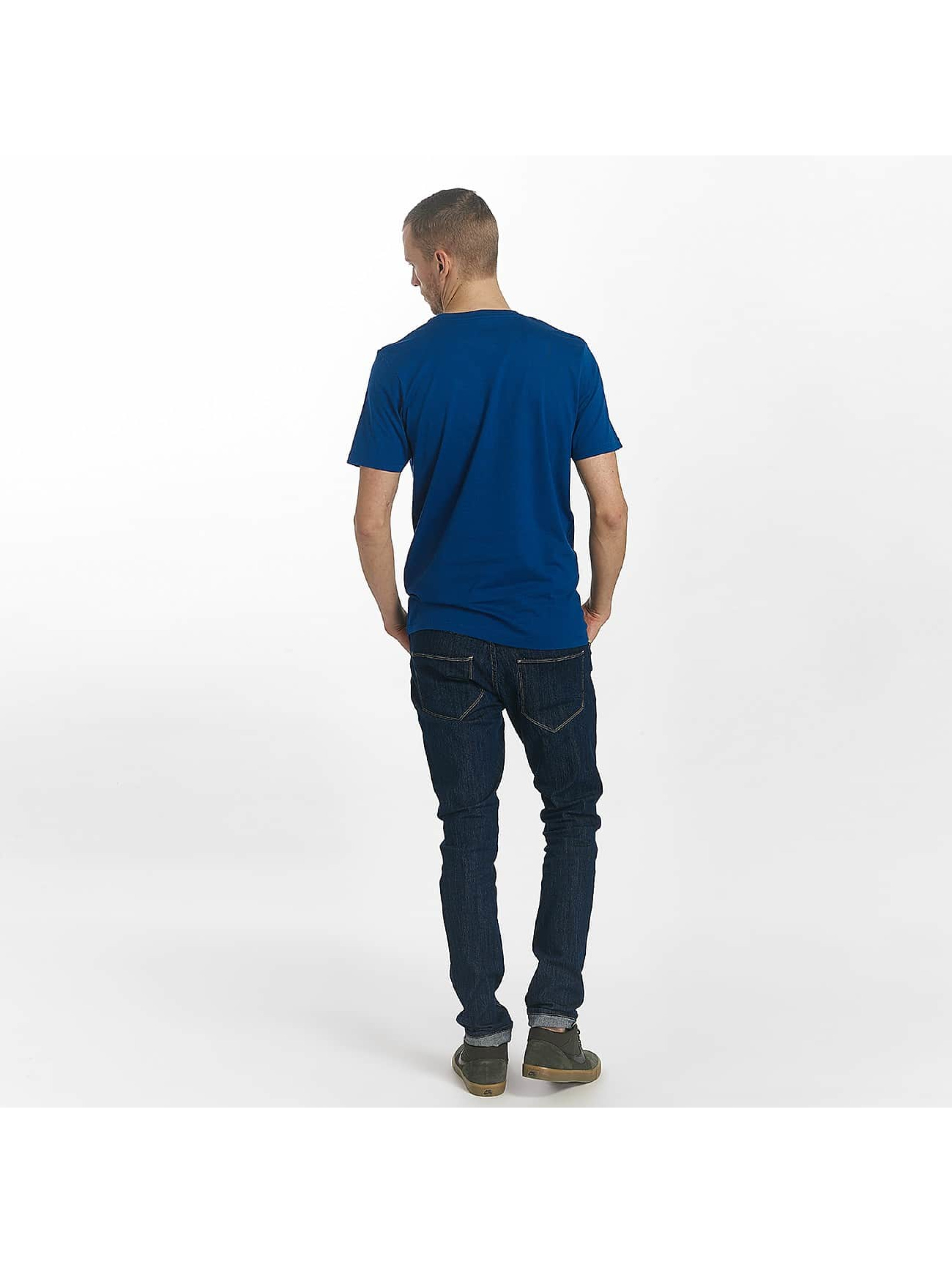 Jack & Jones T-skjorter jorStencild blå