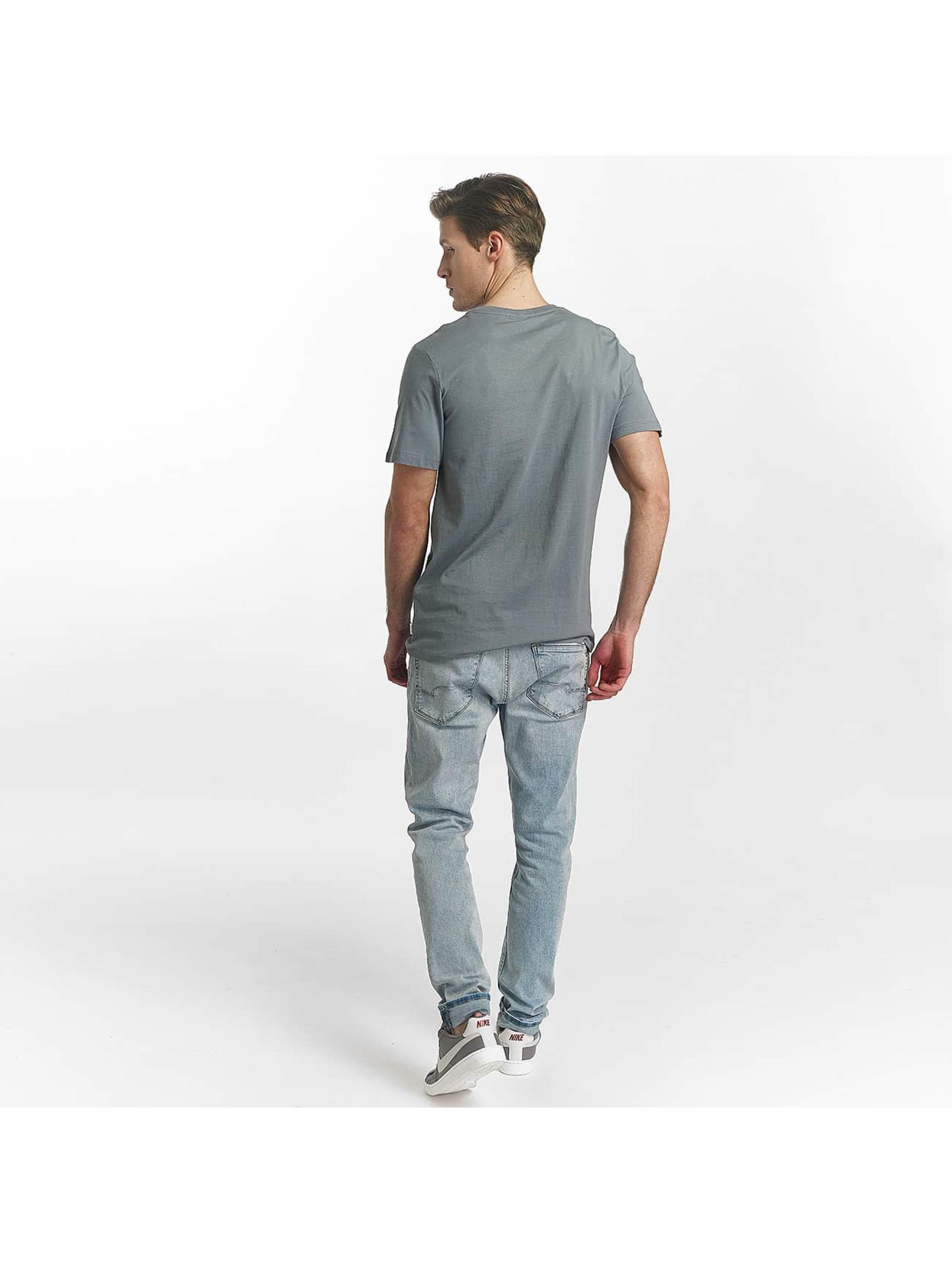 Jack & Jones T-skjorter jcoLine blå