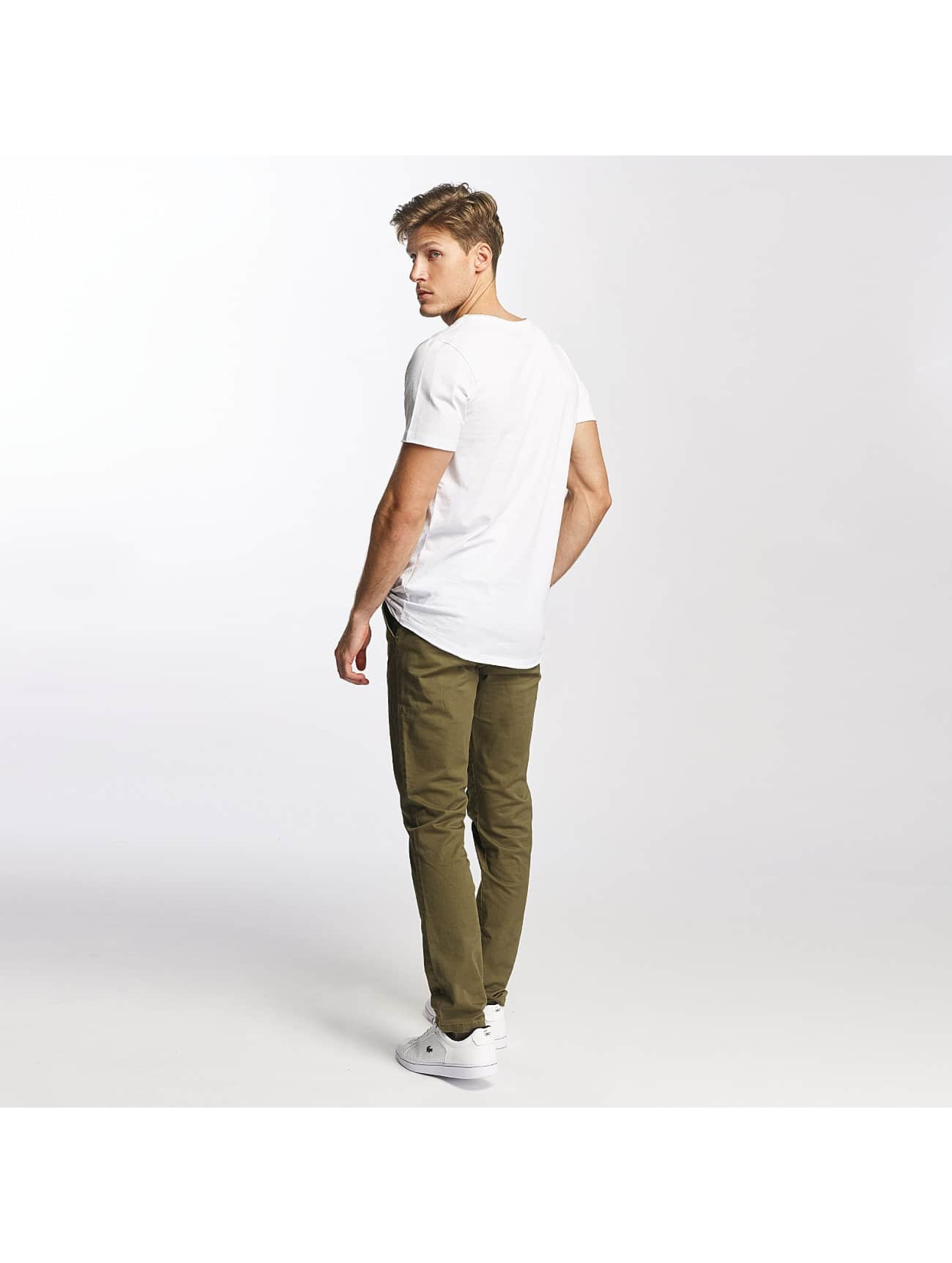 Jack & Jones T-skjorter jorThe Bird hvit