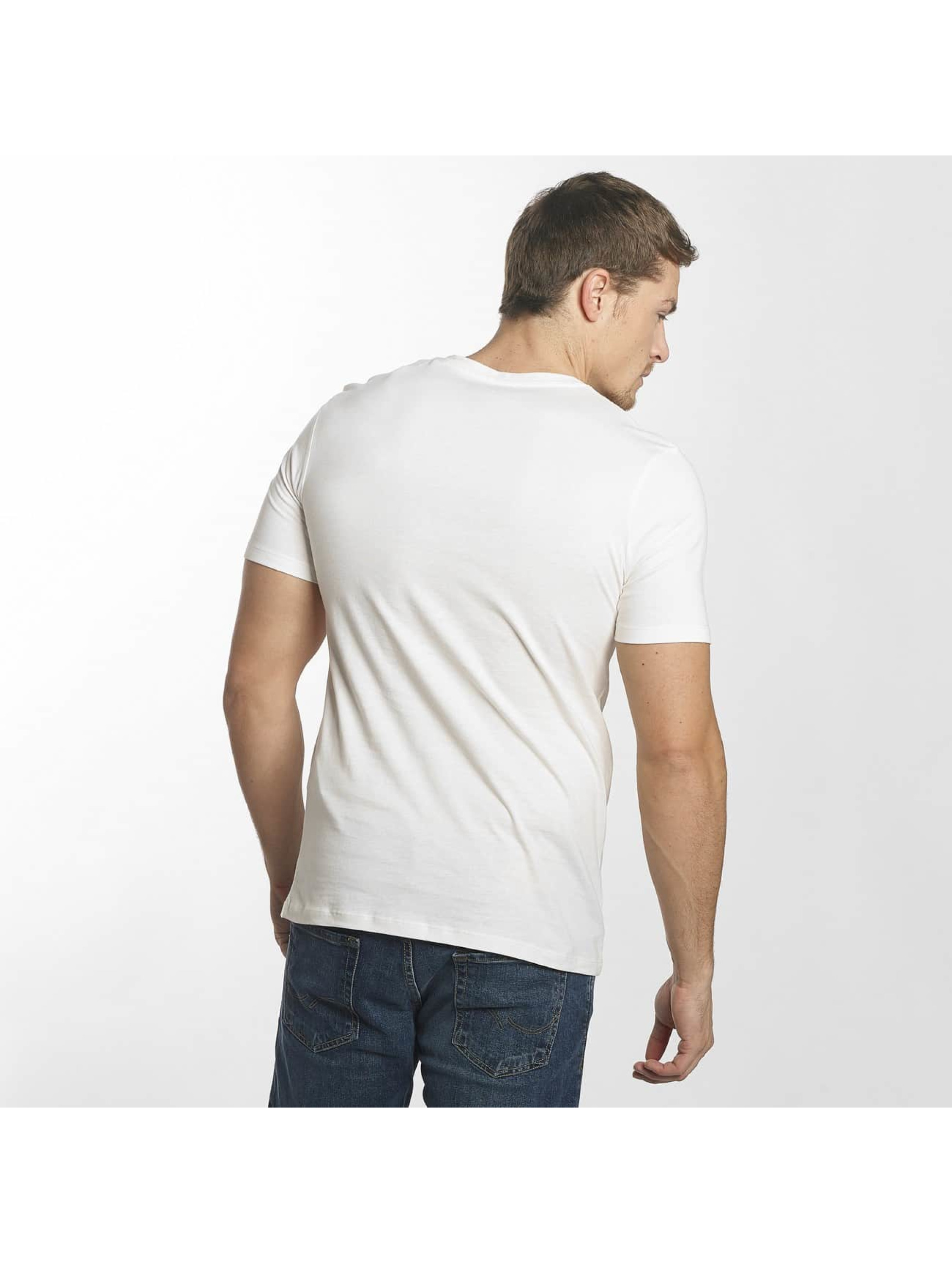 Jack & Jones T-skjorter jorMusai hvit
