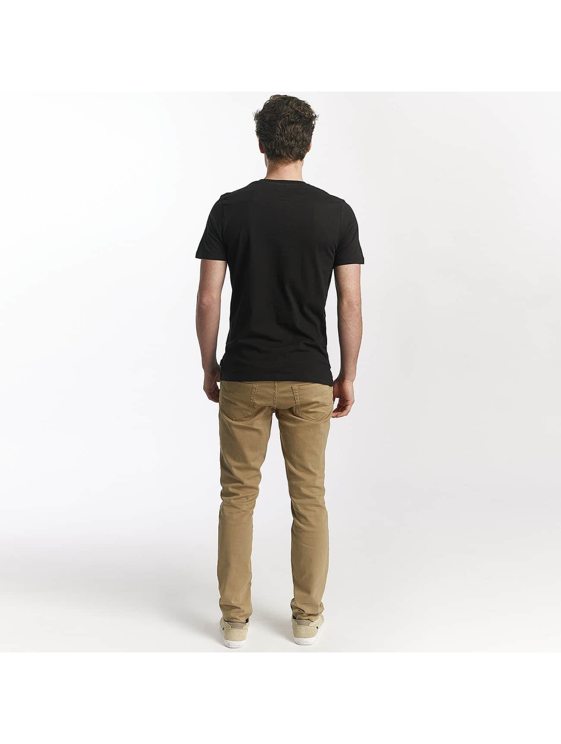 Jack & Jones T-skjorter jcoHunter svart