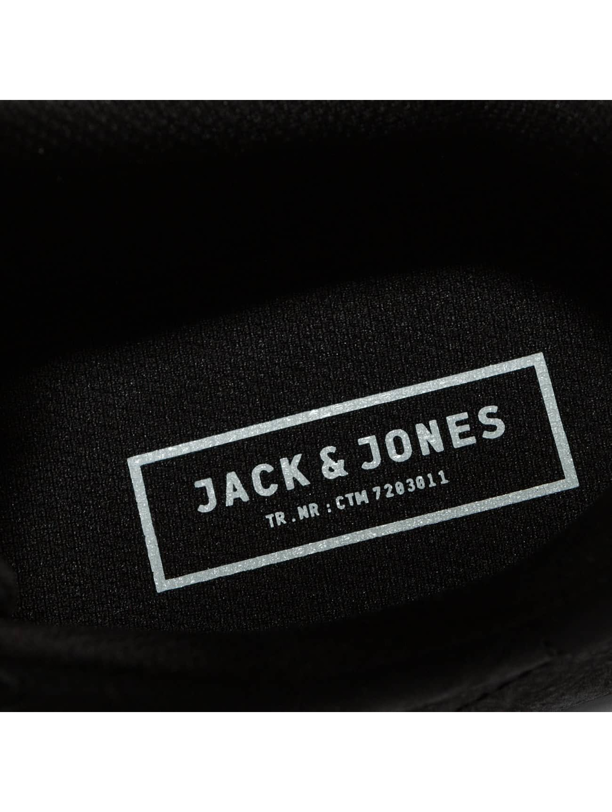 Jack & Jones Tennarit jfwTrent PU musta