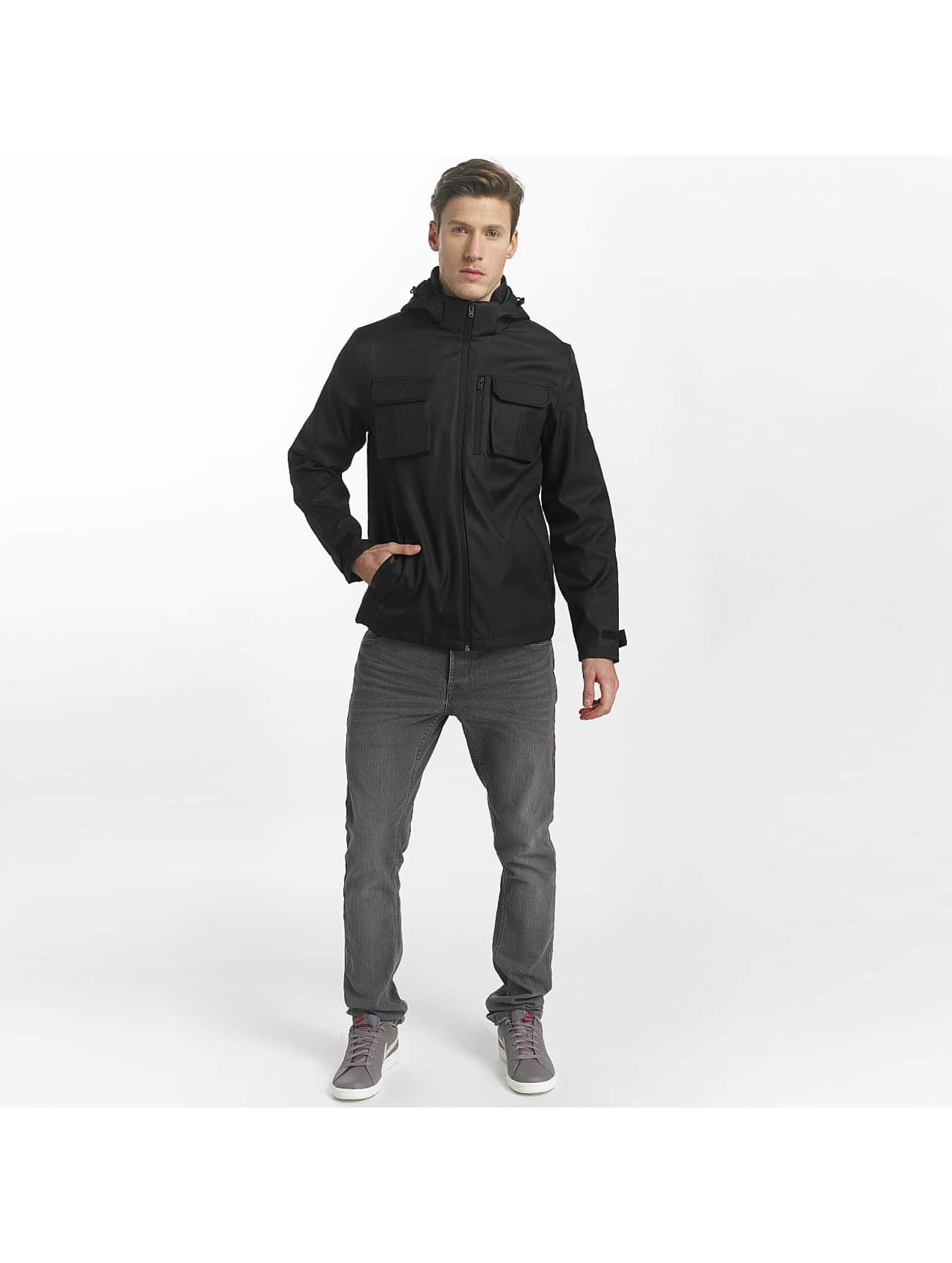 Jack & Jones Transitional Jackets jcoWeel svart