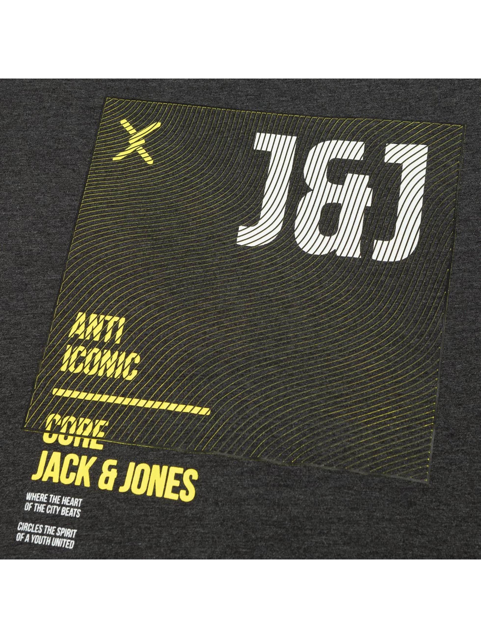 Jack & Jones Tričká jcoLucas èierna