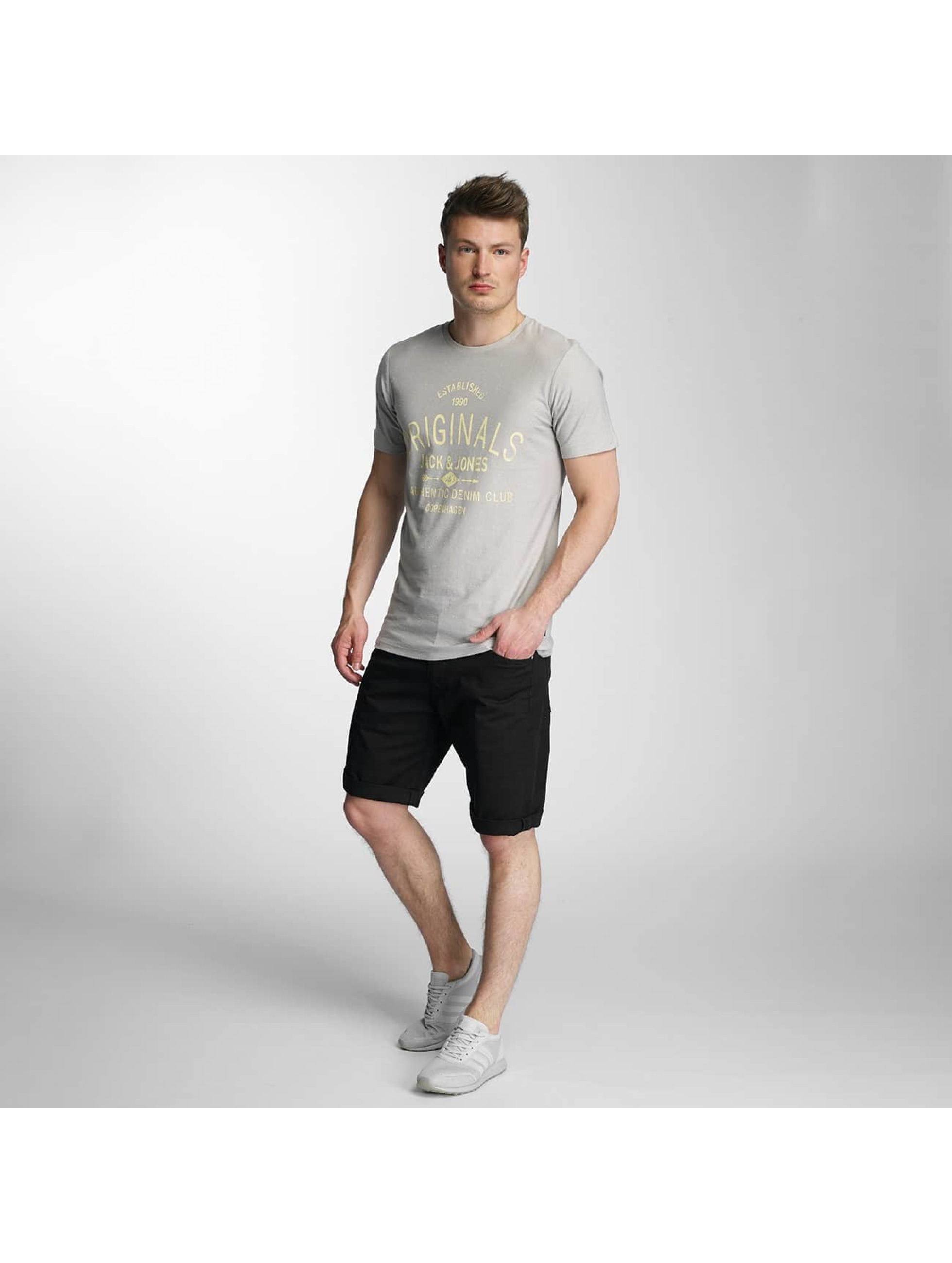 Jack & Jones Tričká jorStatement šedá