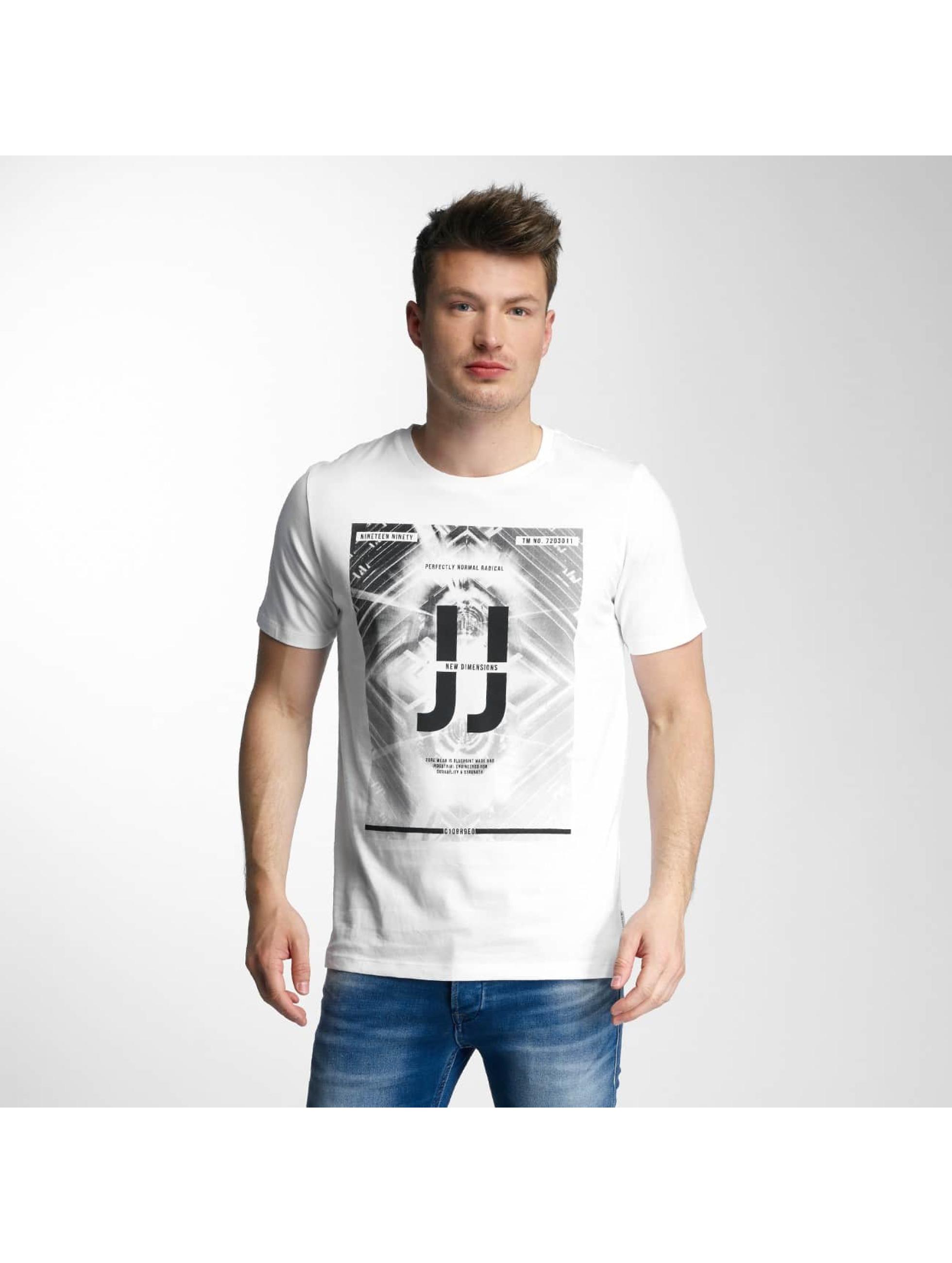 Jack & Jones Tričká jcoParlamento biela
