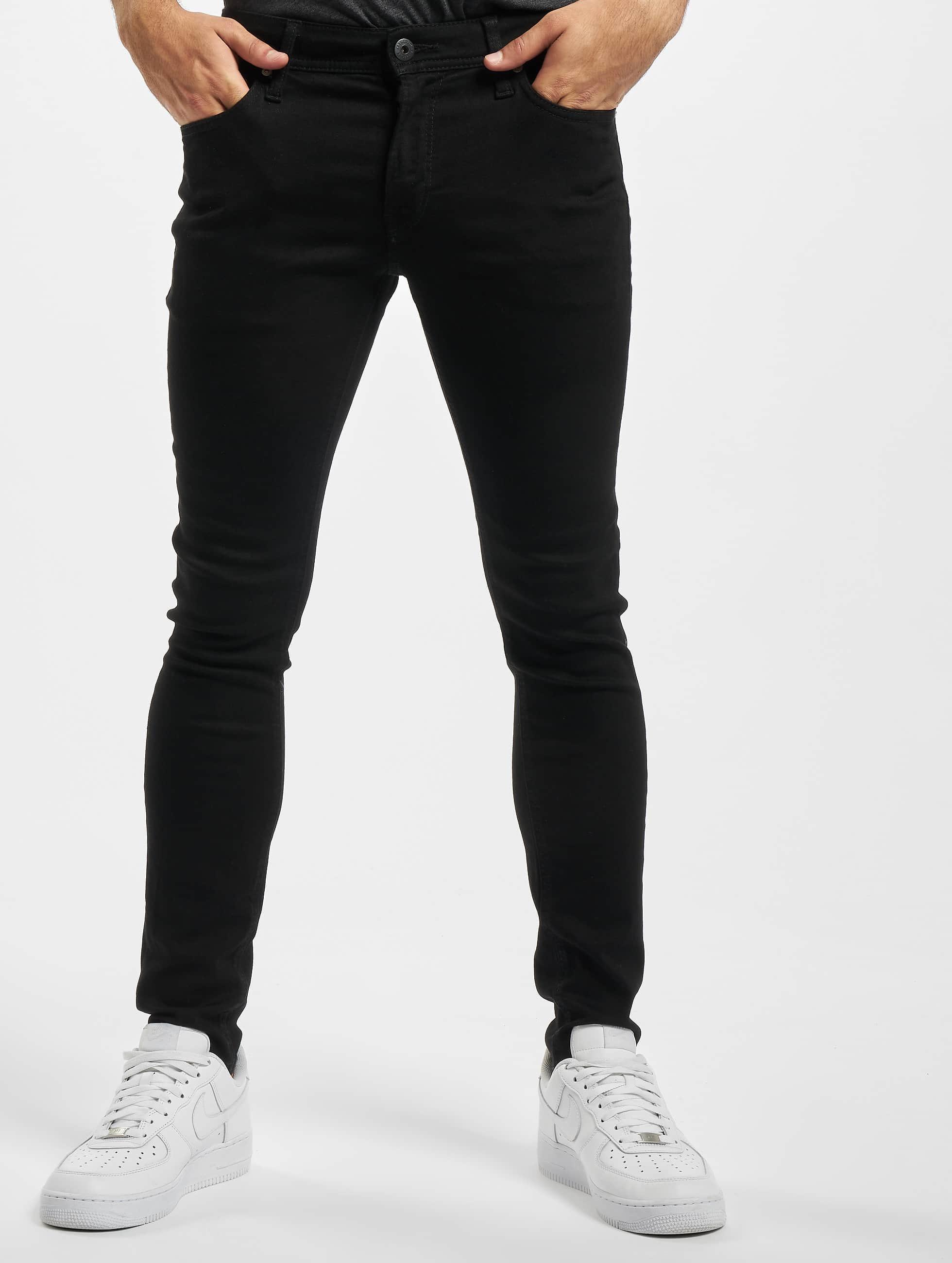 Jack & Jones Tynne bukser jjiLiam jjOriginal svart