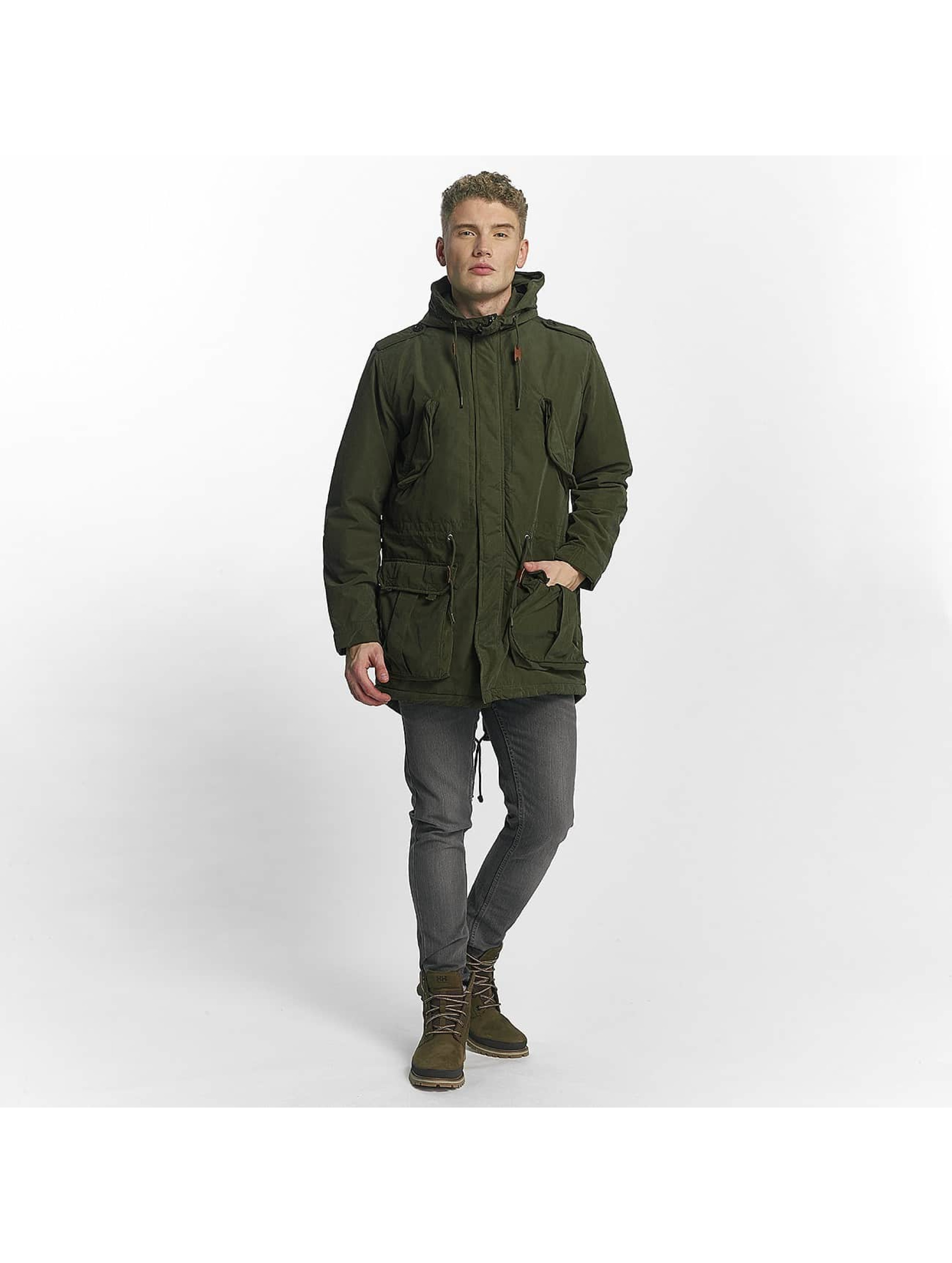 Jack & Jones winterjas jorPoul groen