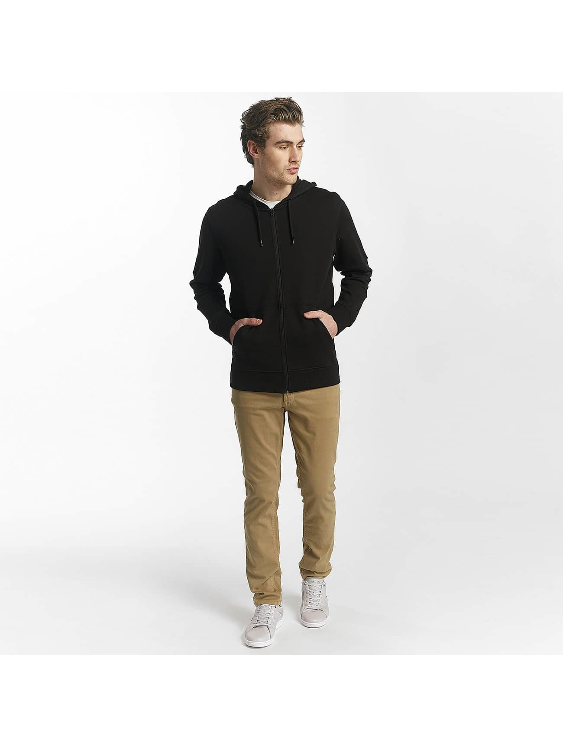 Jack & Jones Zip Hoodie jcoShaun black