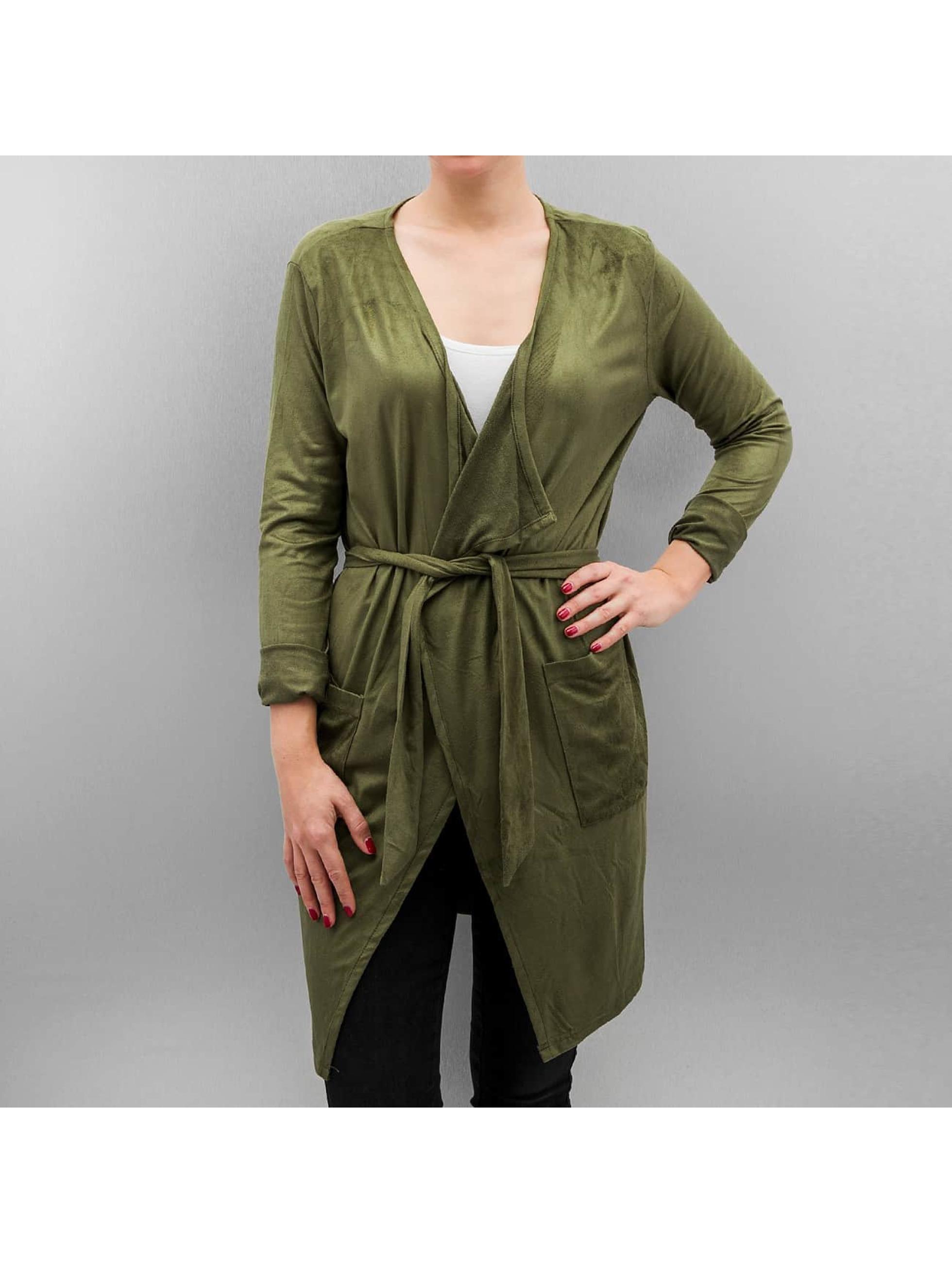 JACQUELINE de YONG Демисезонная куртка JdyMaple оливковый