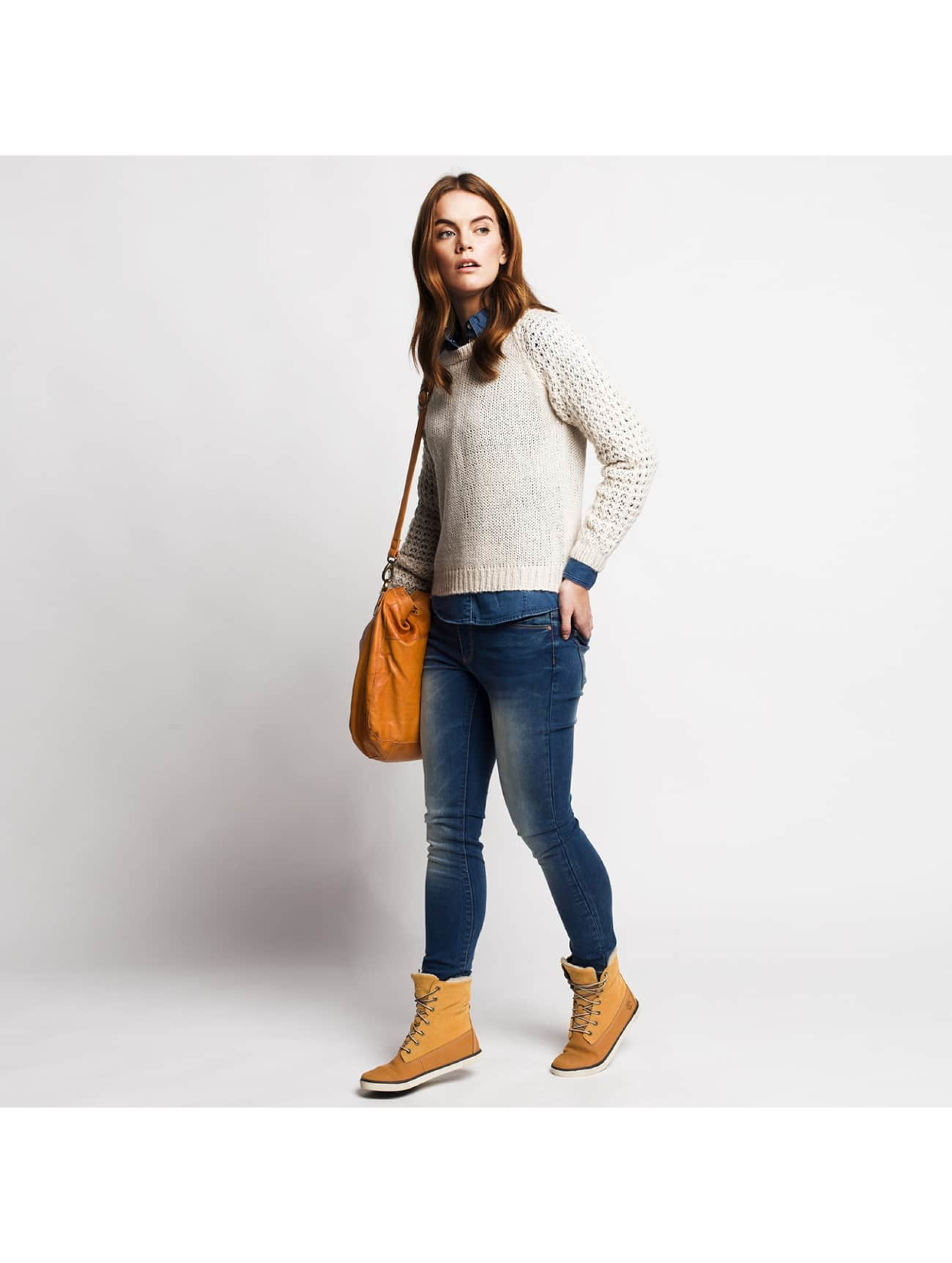 JACQUELINE de YONG Облегающие джинсы JdyGarcia синий