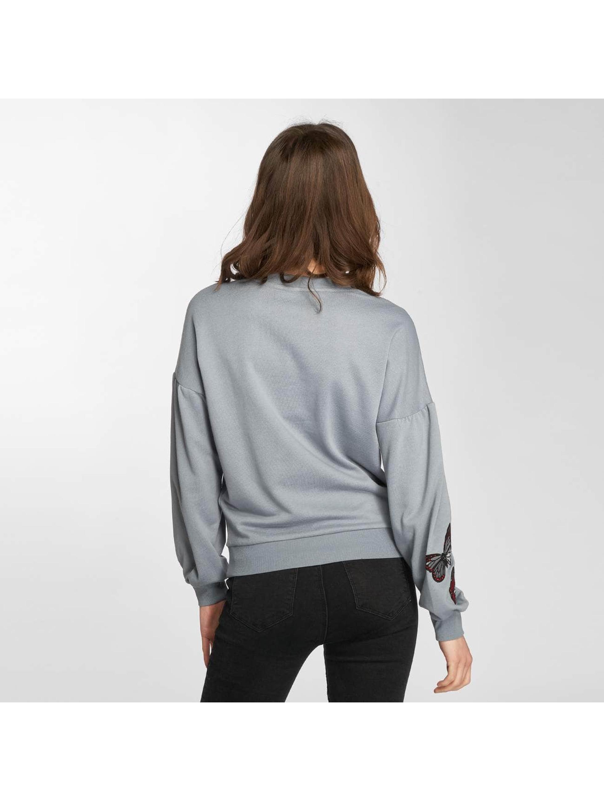 JACQUELINE de YONG Пуловер jdyBille серый