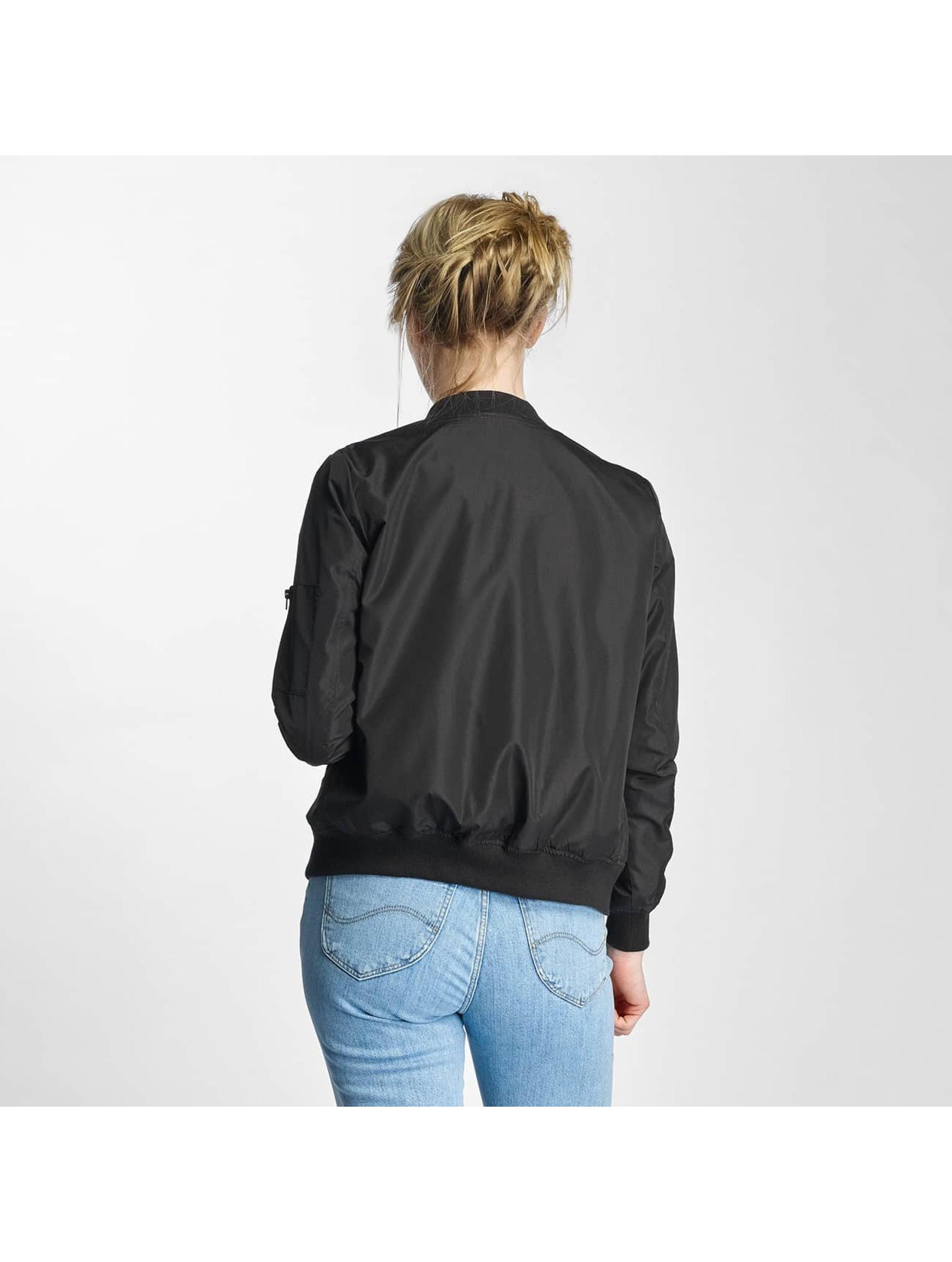 JACQUELINE de YONG Bomber jacket jdyBess black