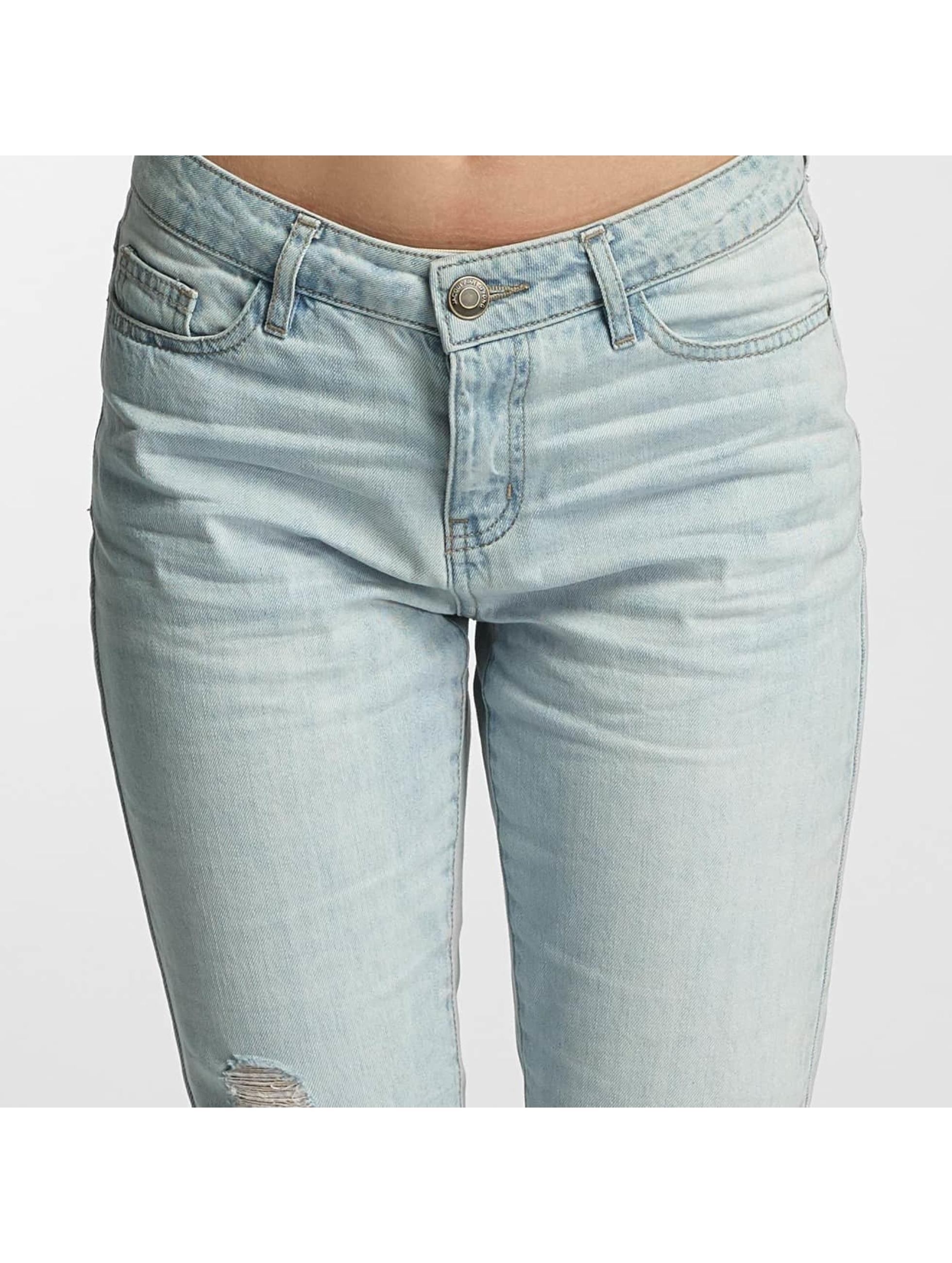 JACQUELINE de YONG Boyfriend jeans jdySilver blå
