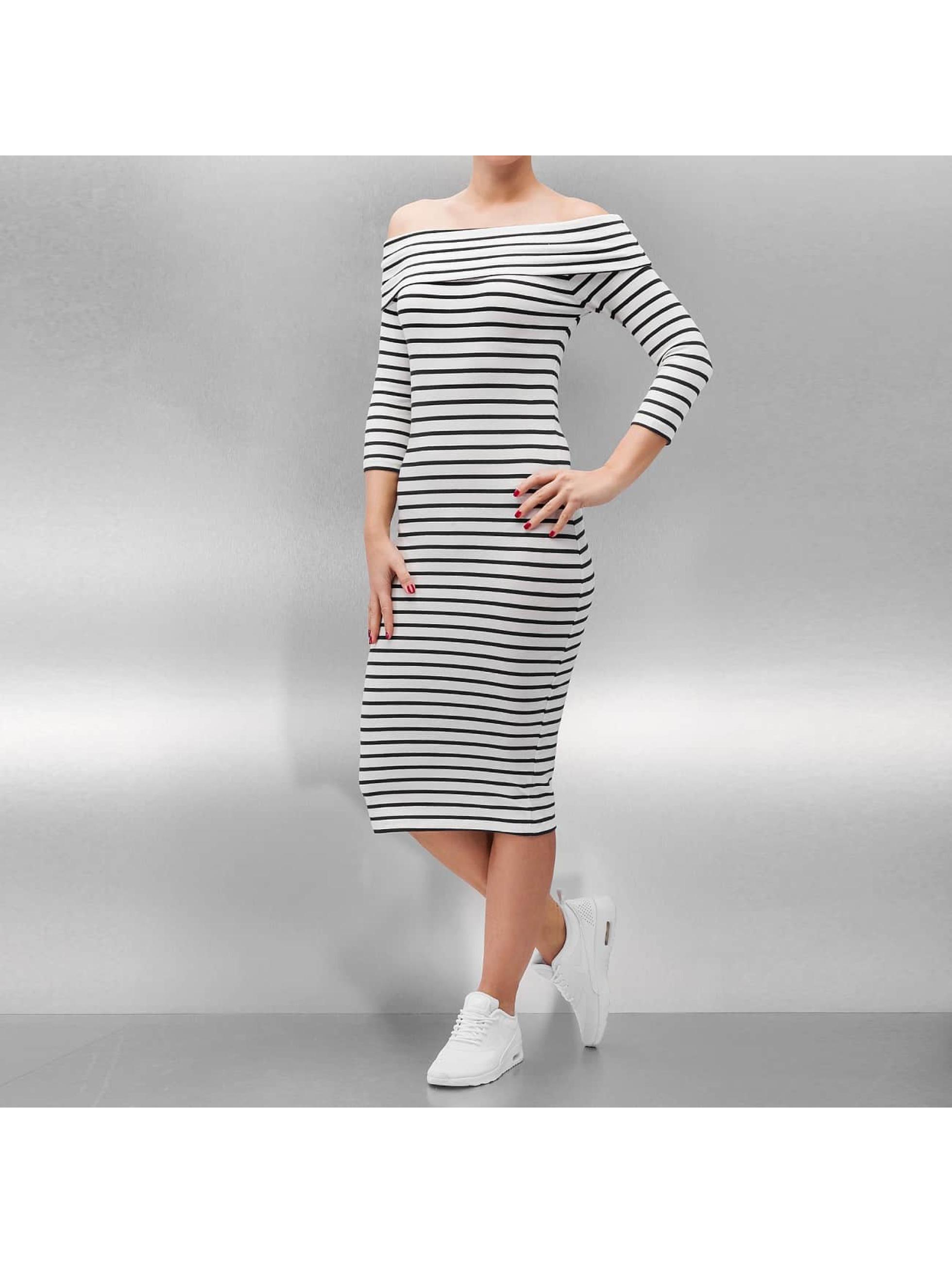 Kleid jdyStripy in weiß
